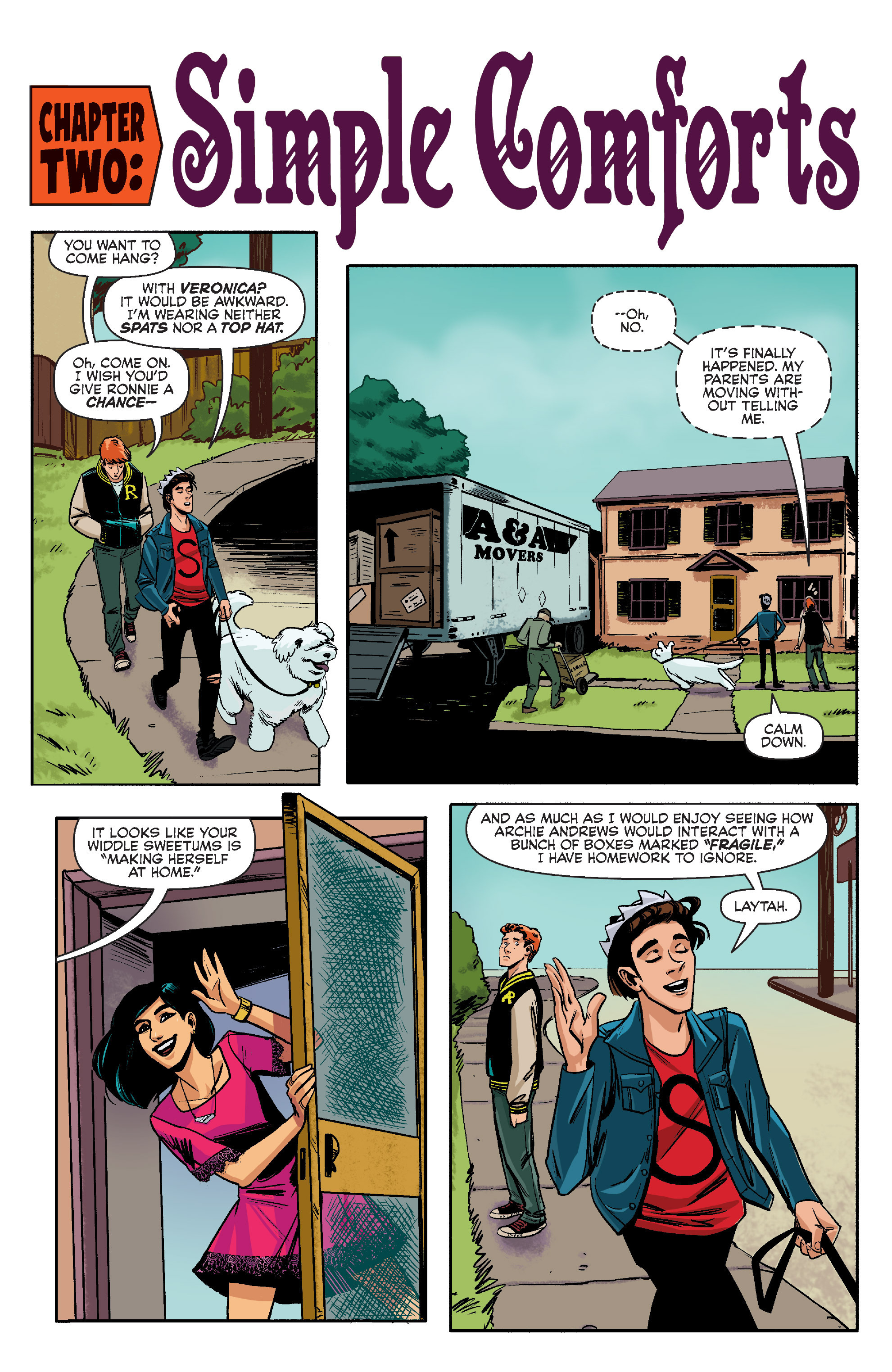 Read online Archie (2015) comic -  Issue #9 - 8