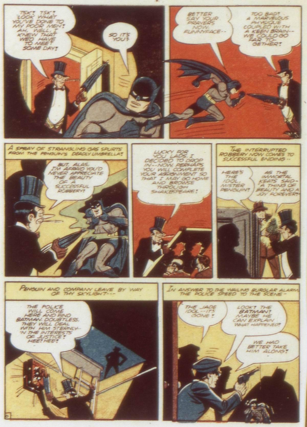 Read online Detective Comics (1937) comic -  Issue #58 - 8