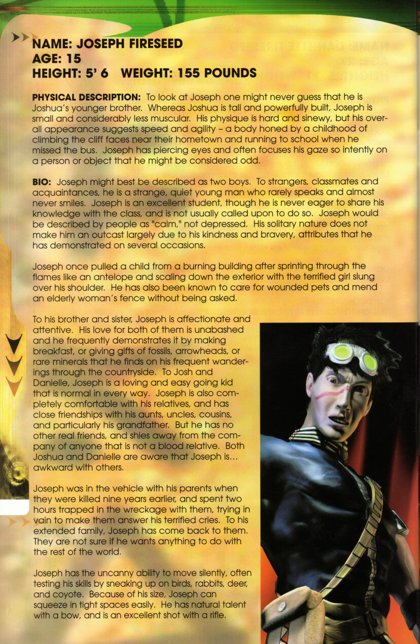 Read online Turok 3: Shadow of Oblivion comic -  Issue # Full - 43
