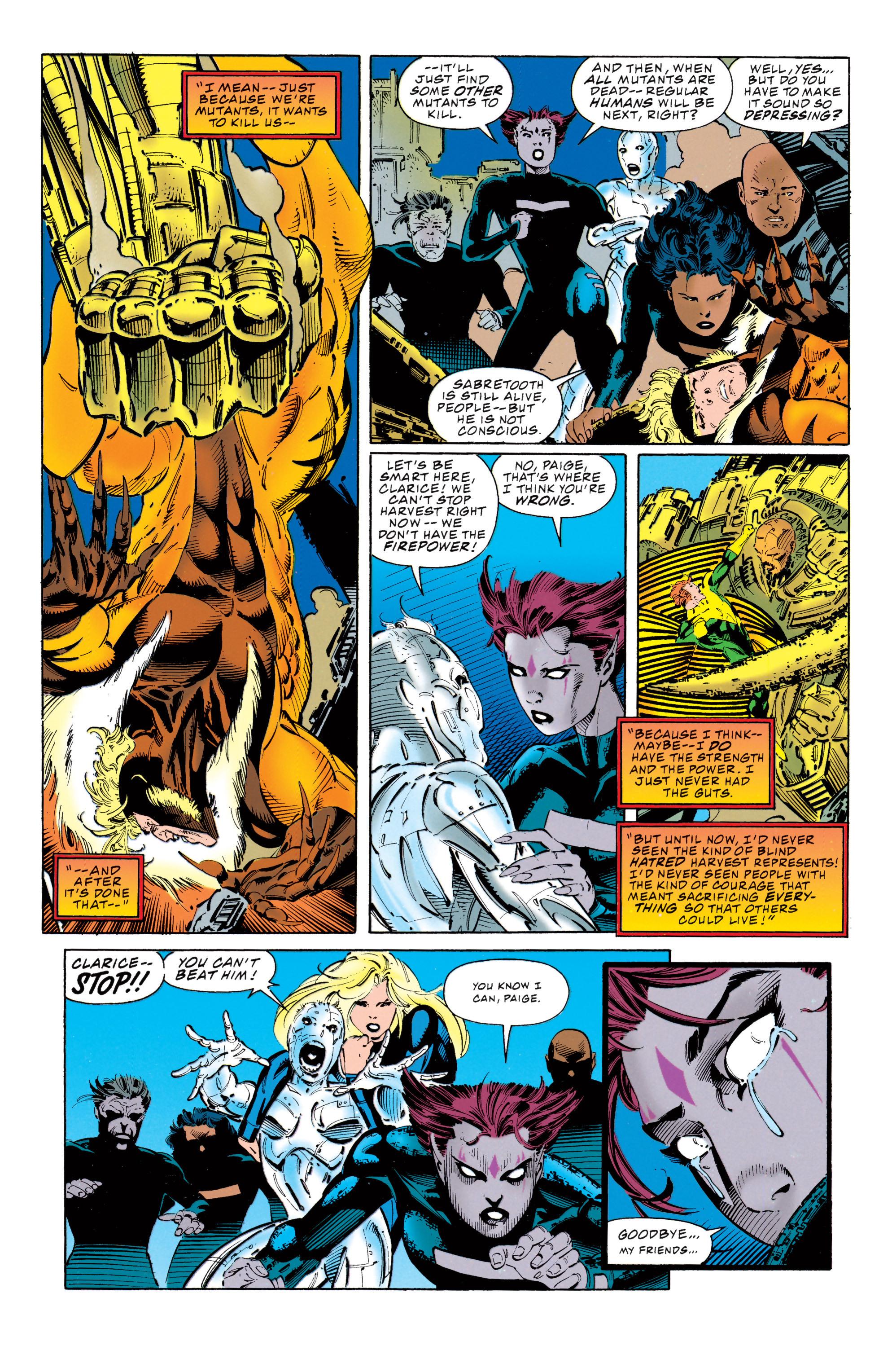 X-Men (1991) 37 Page 18