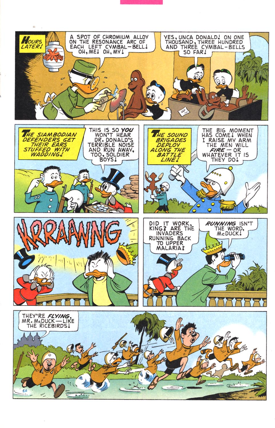 Read online Uncle Scrooge (1953) comic -  Issue #302 - 9