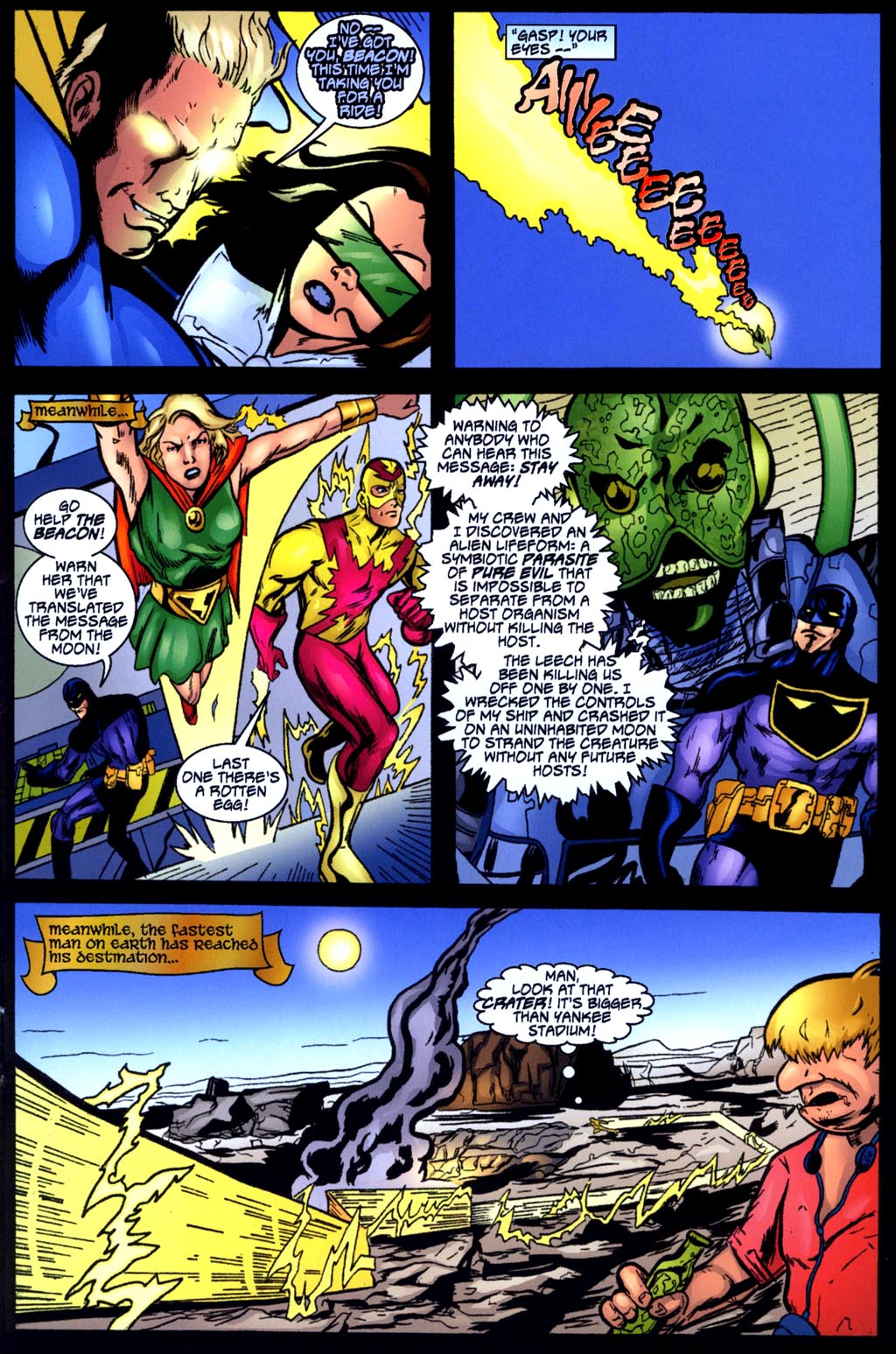 Read online Big Bang: Round Table of America comic -  Issue # Full - 13
