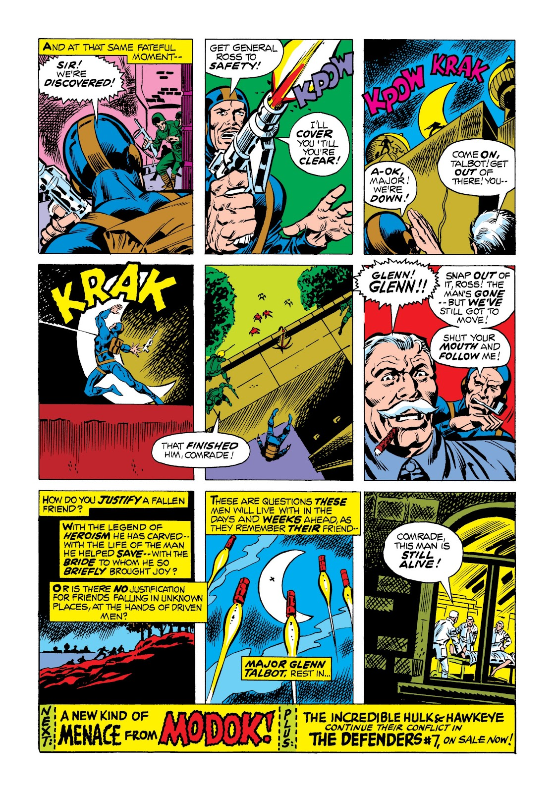 Read online Marvel Masterworks: The Incredible Hulk comic -  Issue # TPB 9 (Part 3) - 16