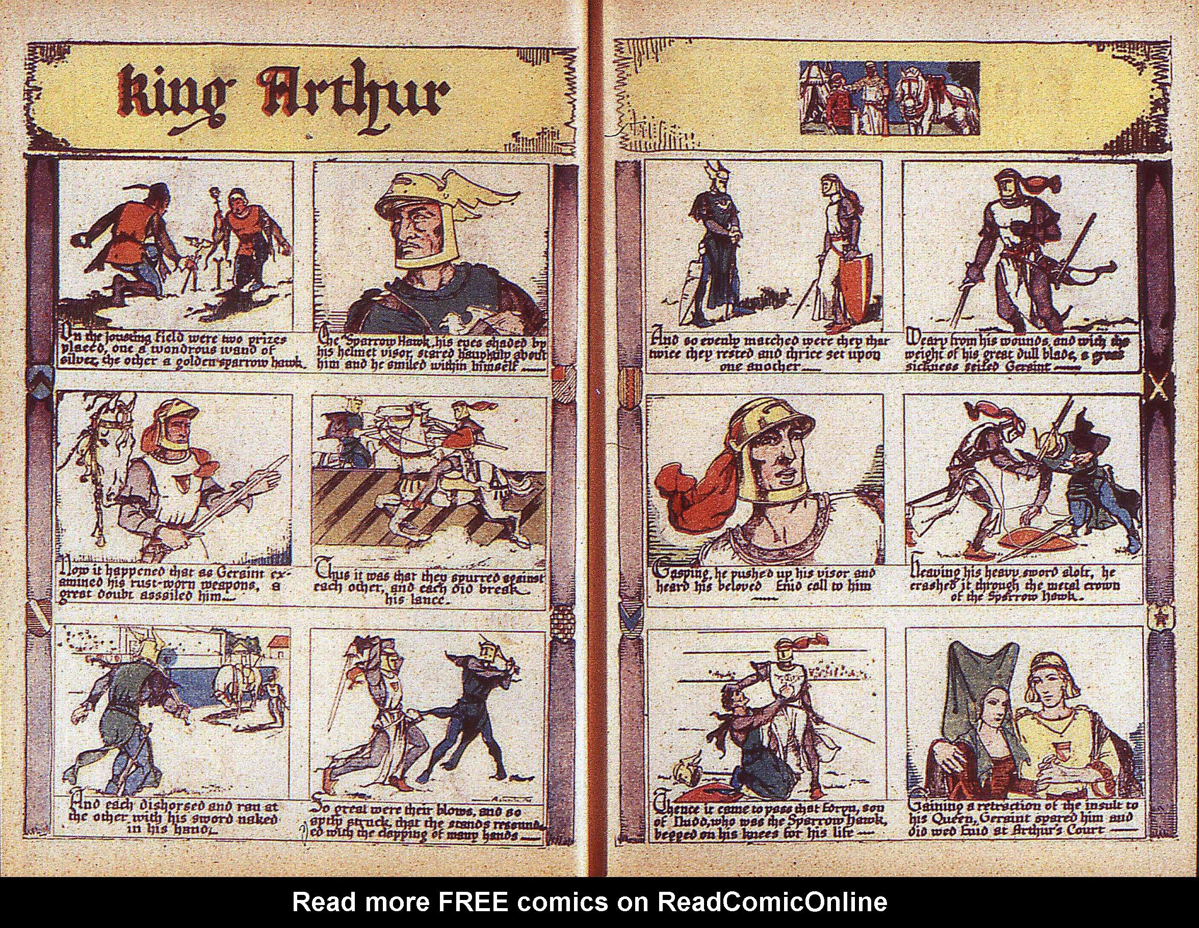 Read online Adventure Comics (1938) comic -  Issue #5 - 16