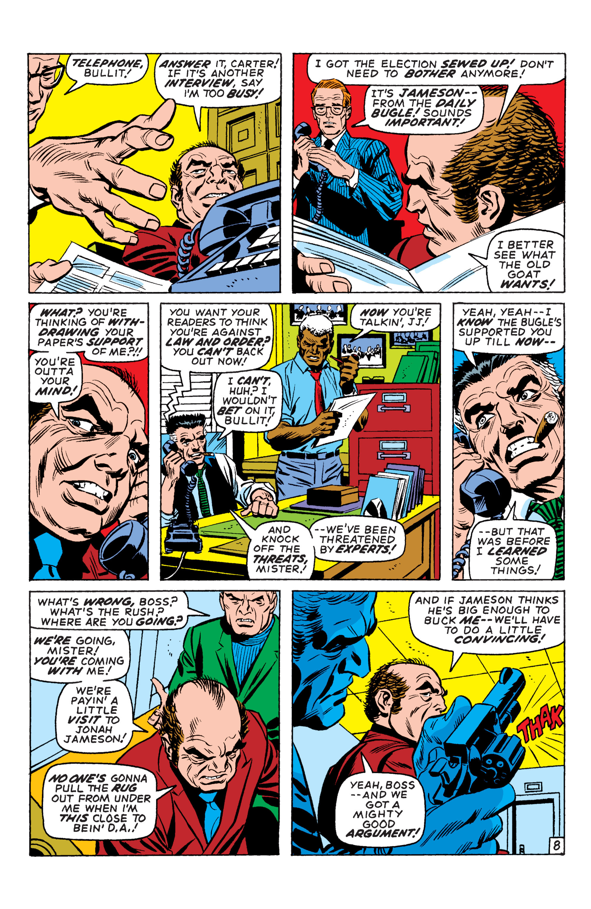 The Amazing Spider-Man (1963) 92 Page 8
