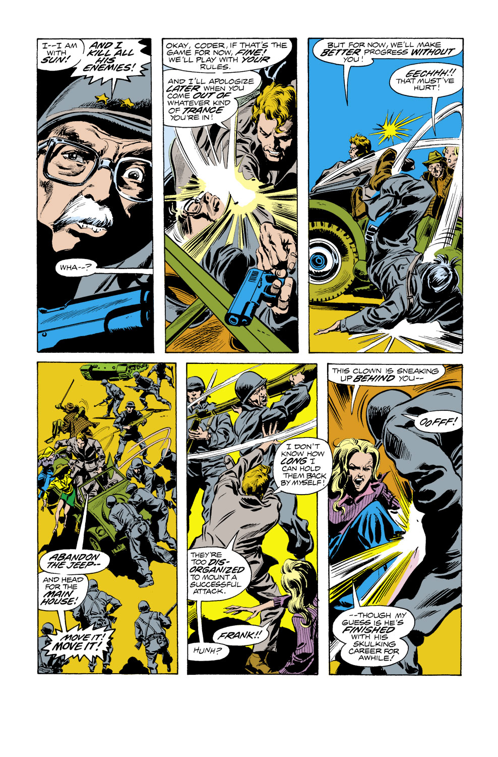 Tomb of Dracula (1972) issue 40 - Page 11