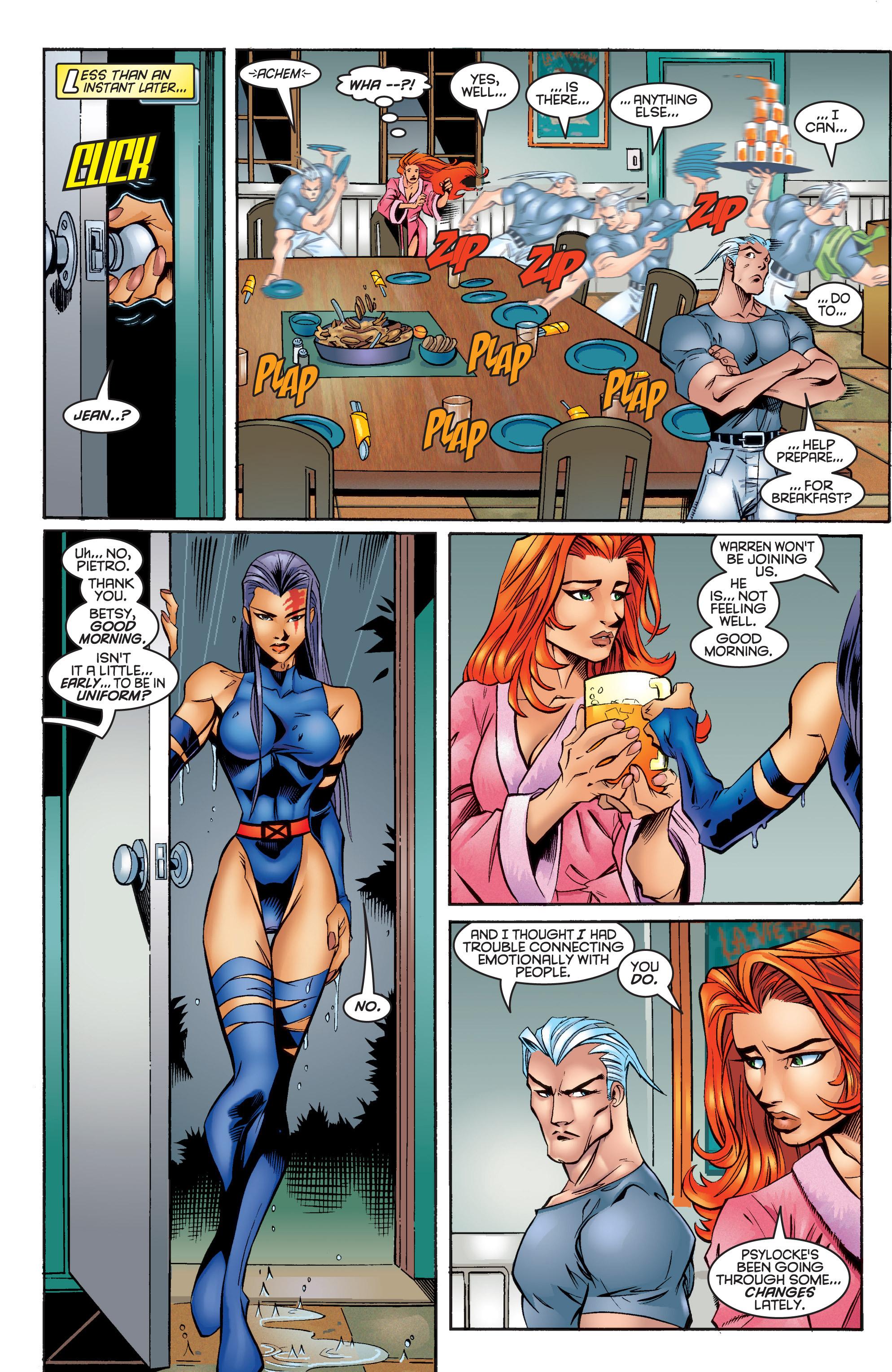 Read online Uncanny X-Men (1963) comic -  Issue #337 - 16