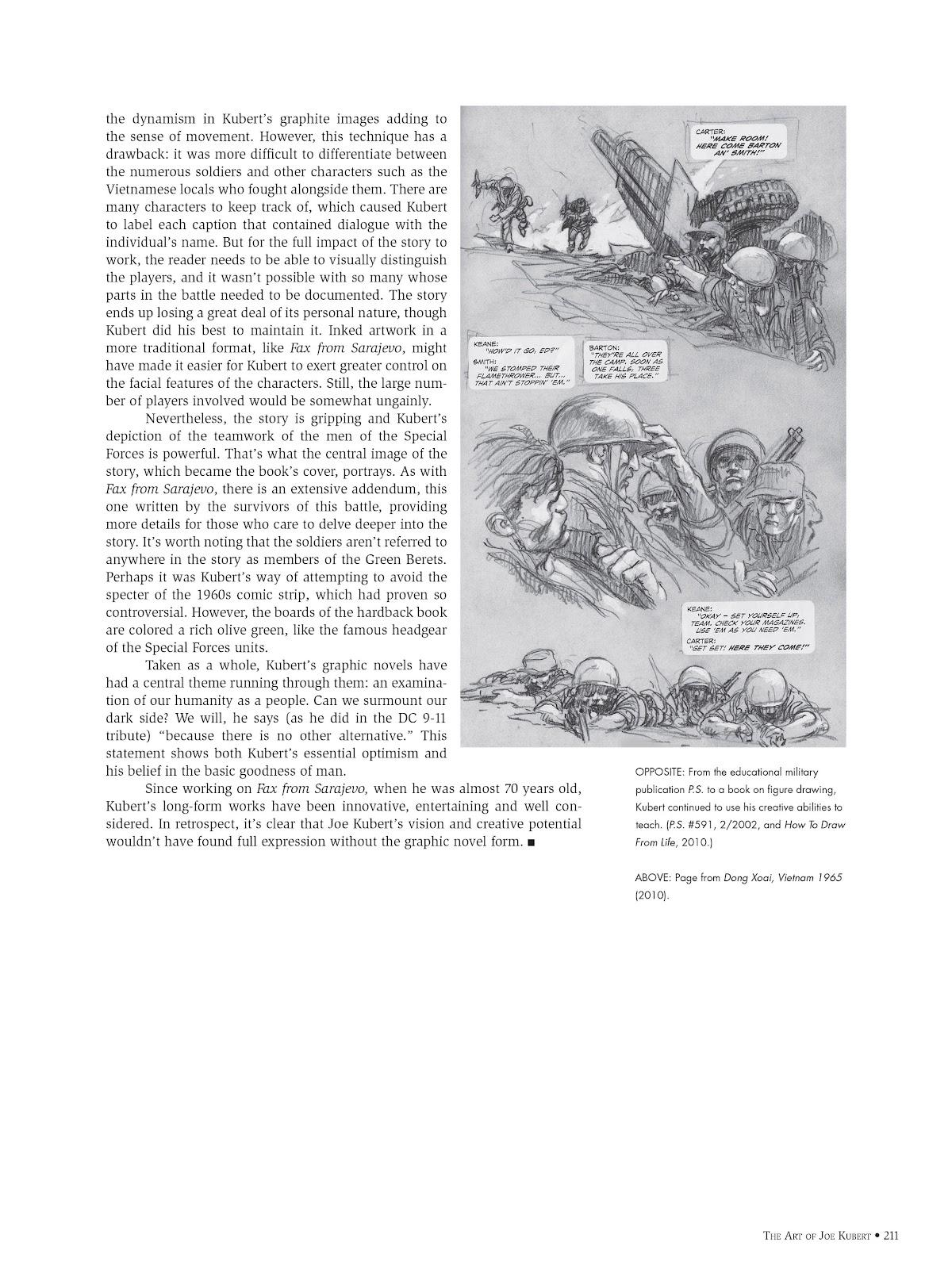 Read online The Art of Joe Kubert comic -  Issue # TPB (Part 3) - 11