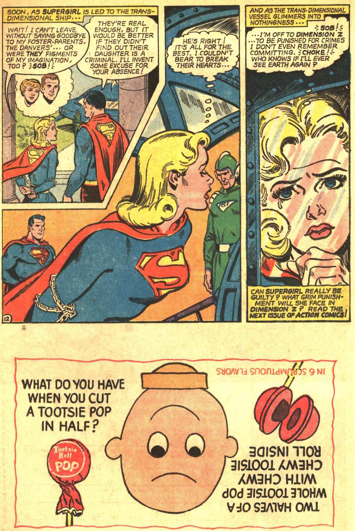 Read online Action Comics (1938) comic -  Issue #327 - 33