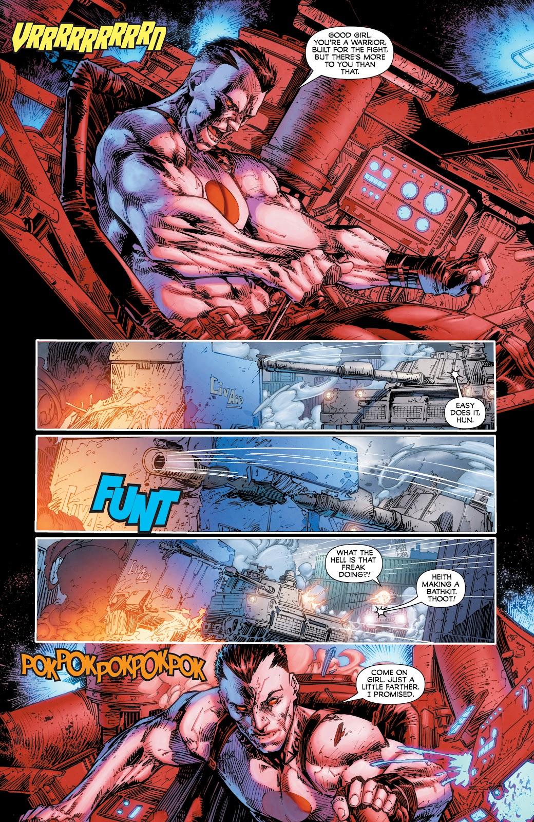 Read online Bloodshot (2019) comic -  Issue #1 - 14