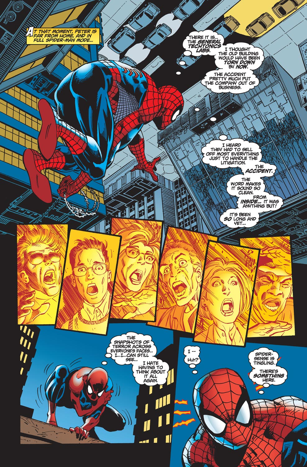 The Amazing Spider-Man (1999) 10 Page 11