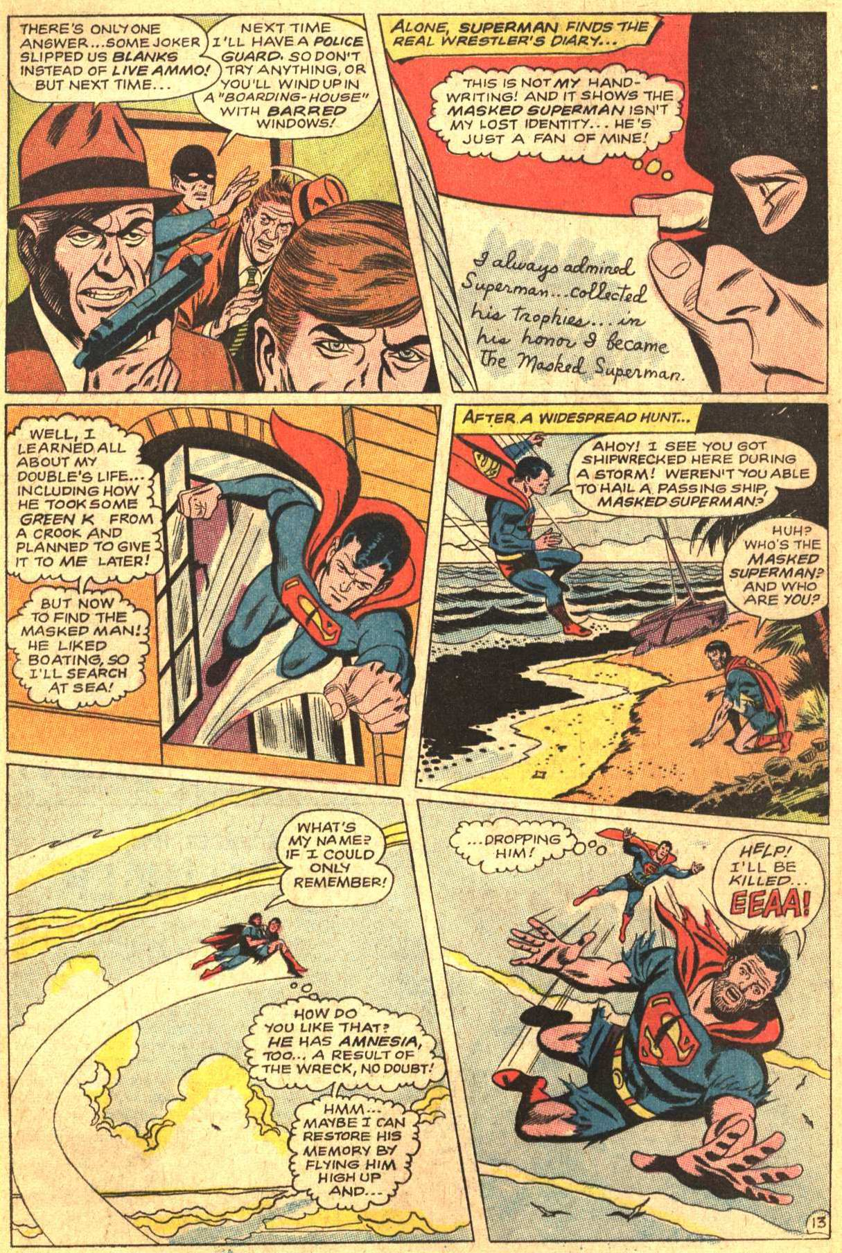 Read online Action Comics (1938) comic -  Issue #372 - 17