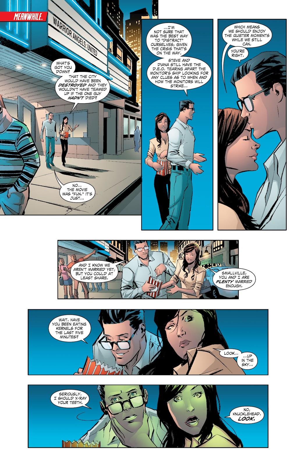 Read online Smallville Season 11 [II] comic -  Issue # TPB 7 - 12