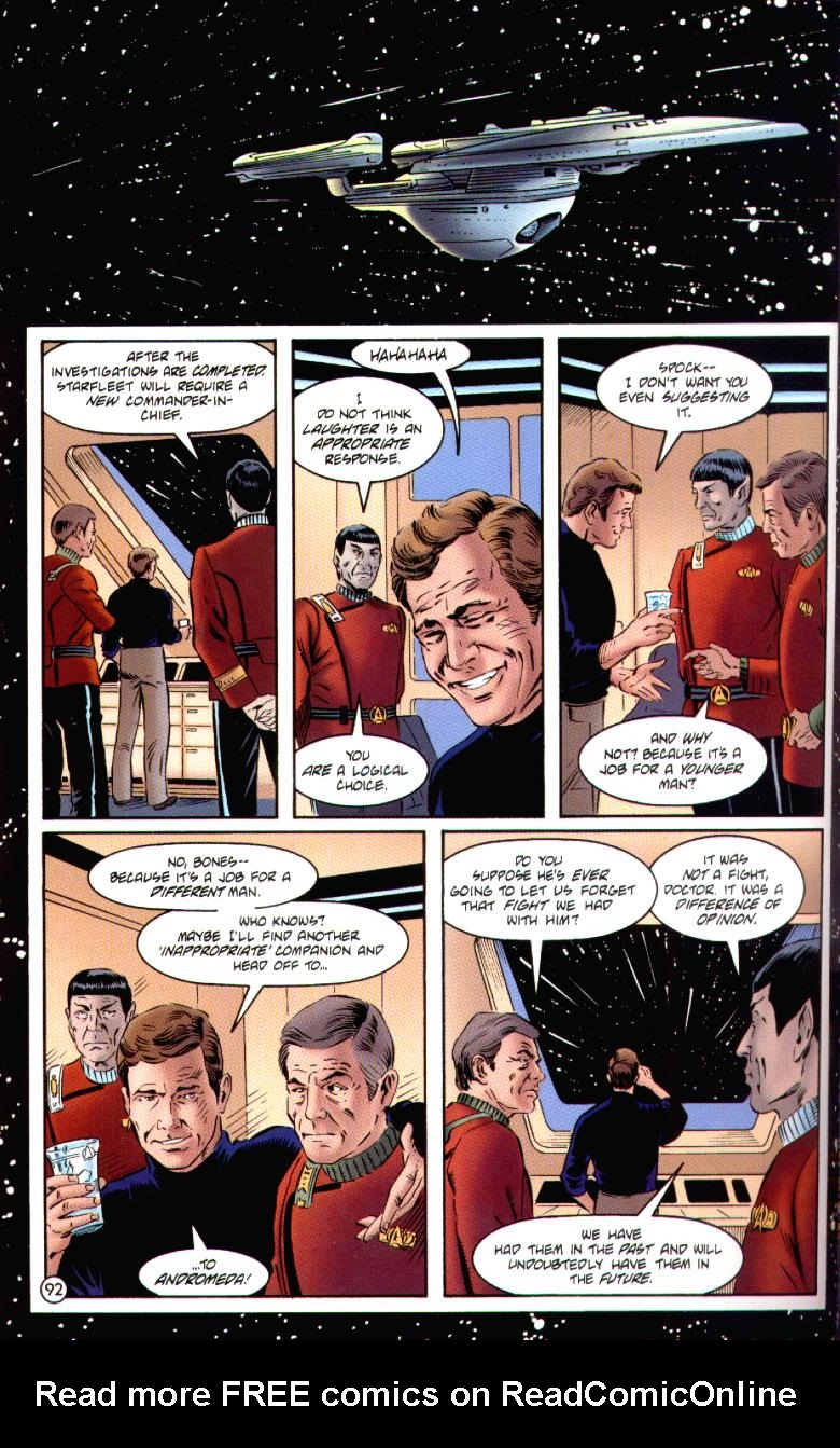 Read online Star Trek: The Ashes of Eden comic -  Issue # Full - 98