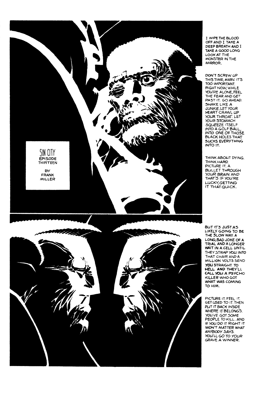 Sin City 13 Page 1