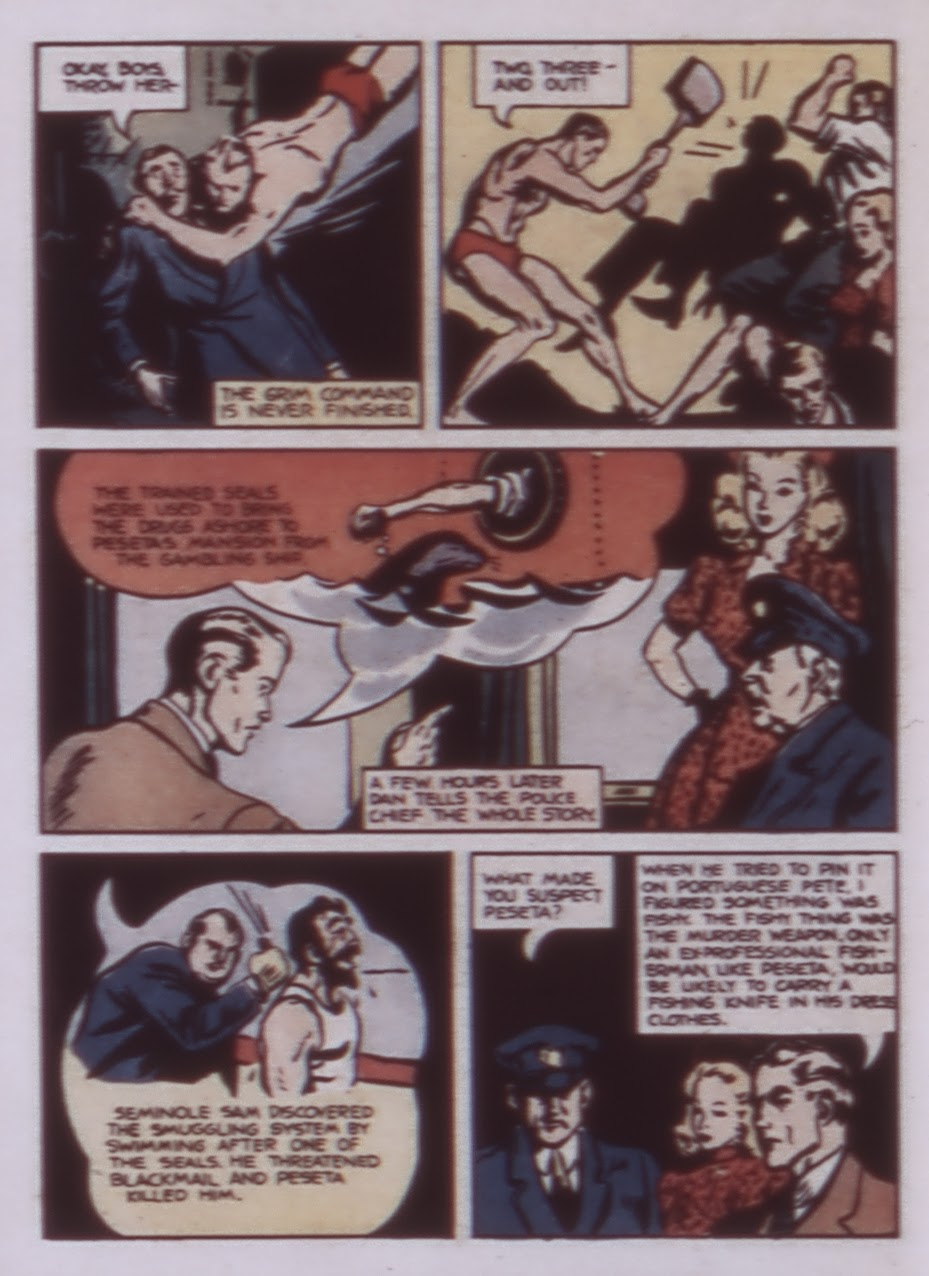 Read online WHIZ Comics comic -  Issue #1 - 64