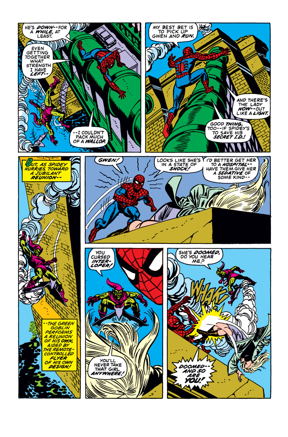 The Amazing Spider-Man (1963) 121 Page 17