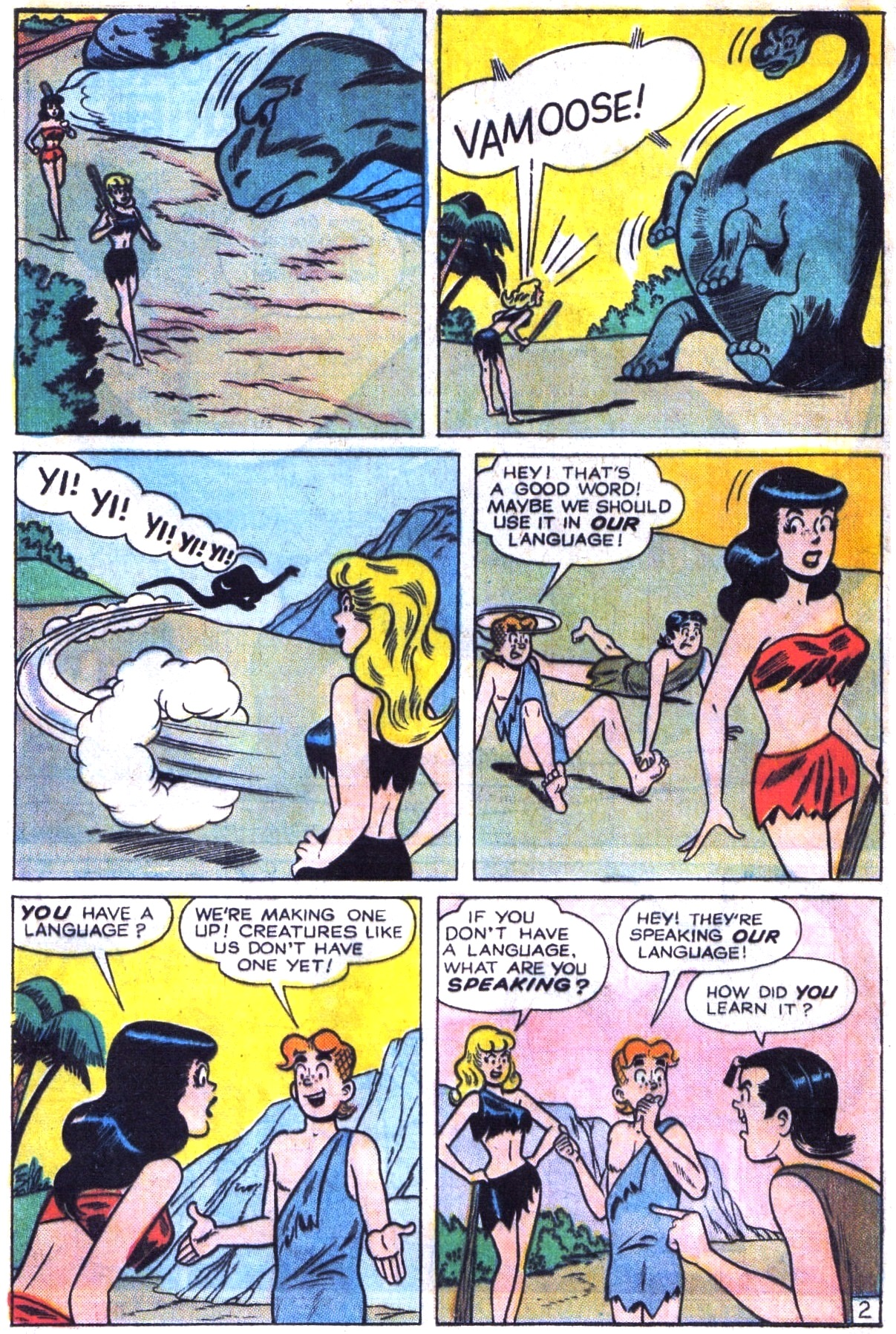 Read online Archie (1960) comic -  Issue #153 - 4