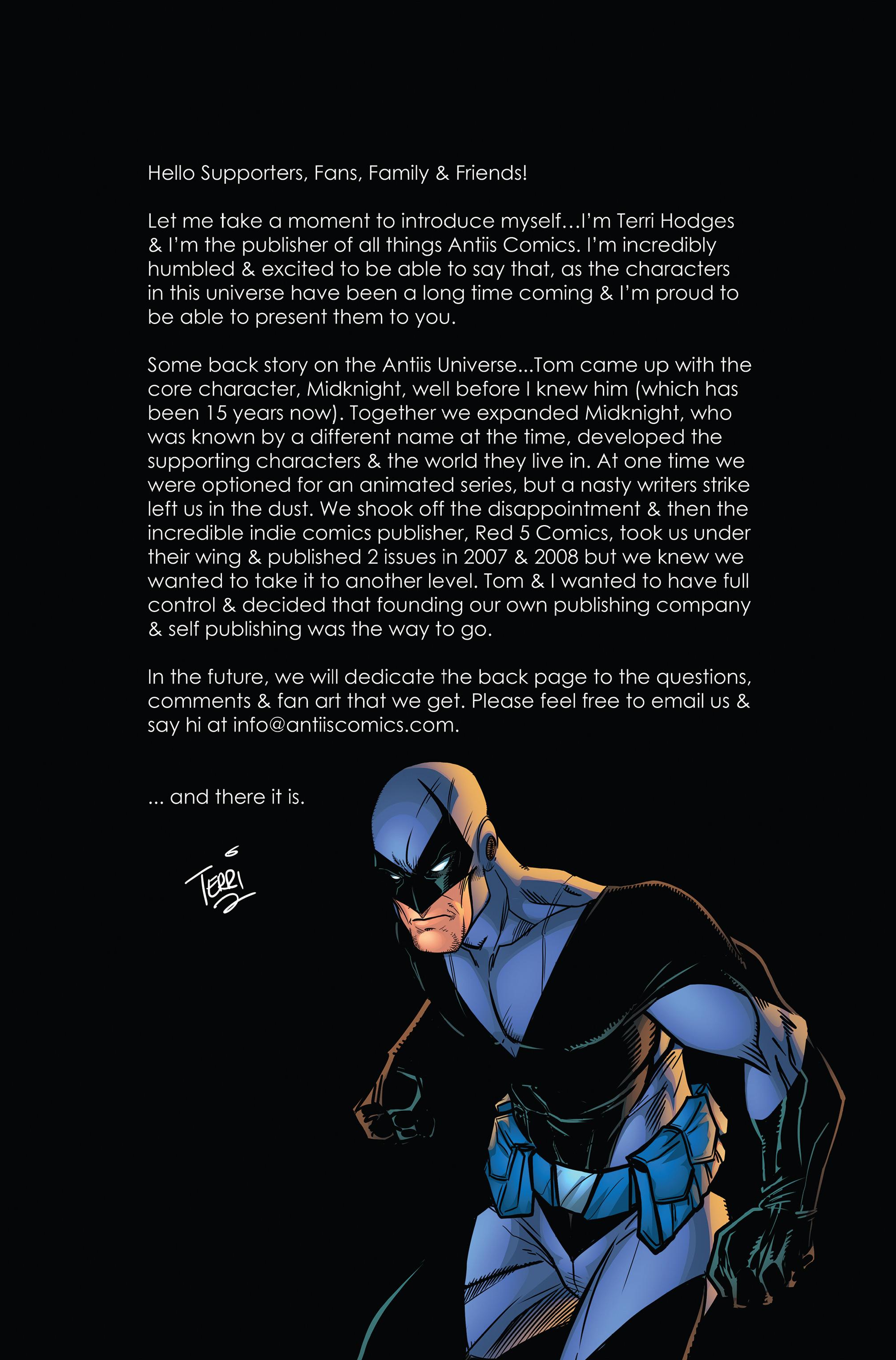 Read online Antiis Comics Presents, Vol. 1: Midknight comic -  Issue #Antiis Comics Presents, Vol. 1: Midknight Full - 33