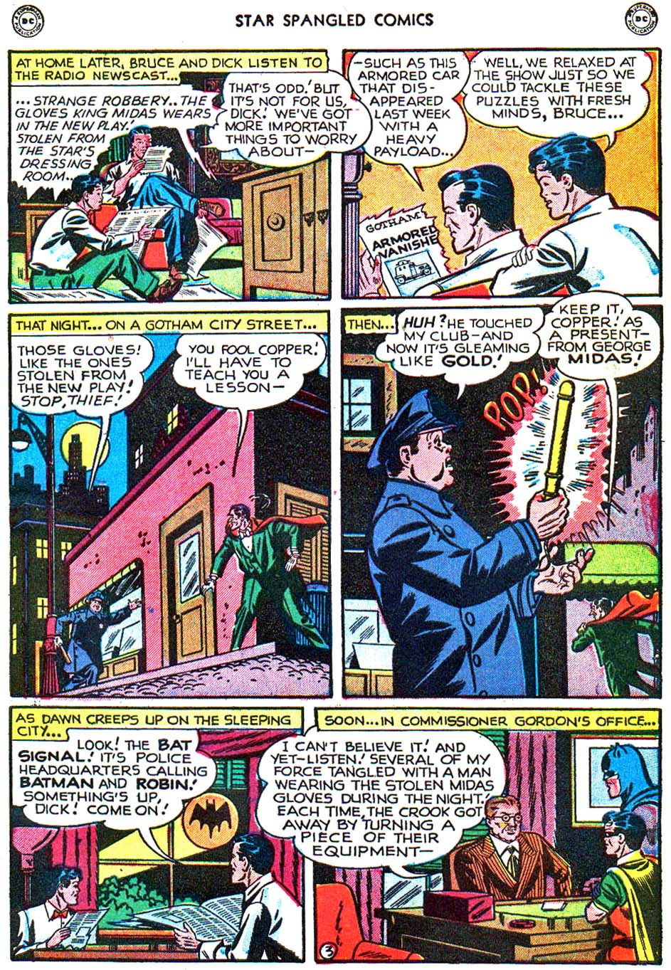 Star Spangled Comics (1941) issue 95 - Page 5
