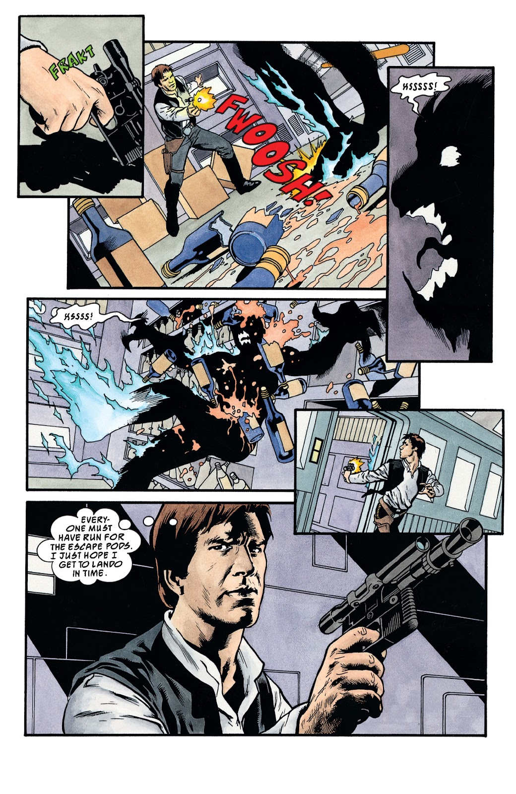 Read online Star Wars Legends: The New Republic - Epic Collection comic -  Issue # TPB 4 (Part 3) - 75