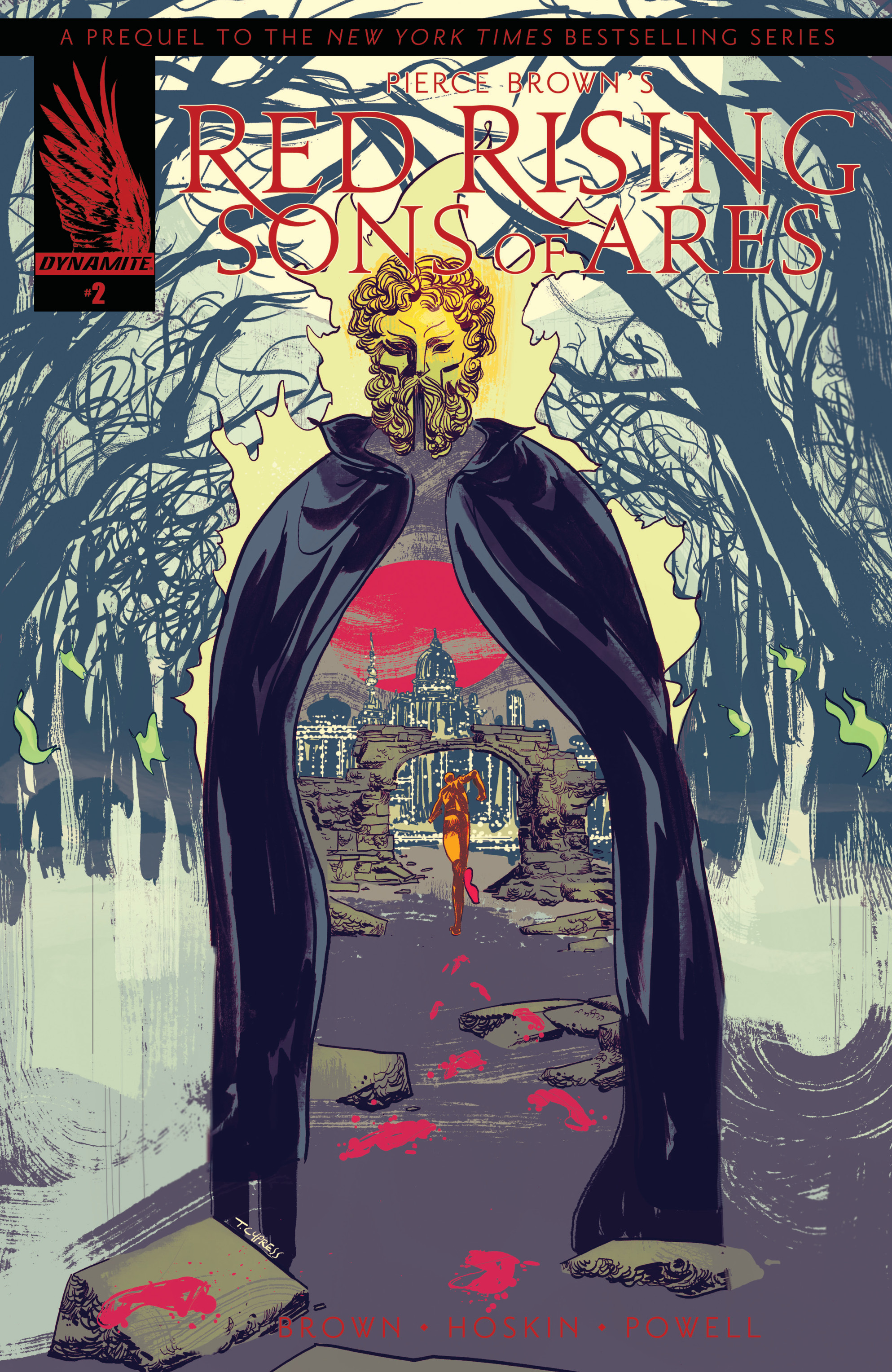 Read online Pierce Brown's Red Rising: Son Of Ares comic -  Issue #2 - 1