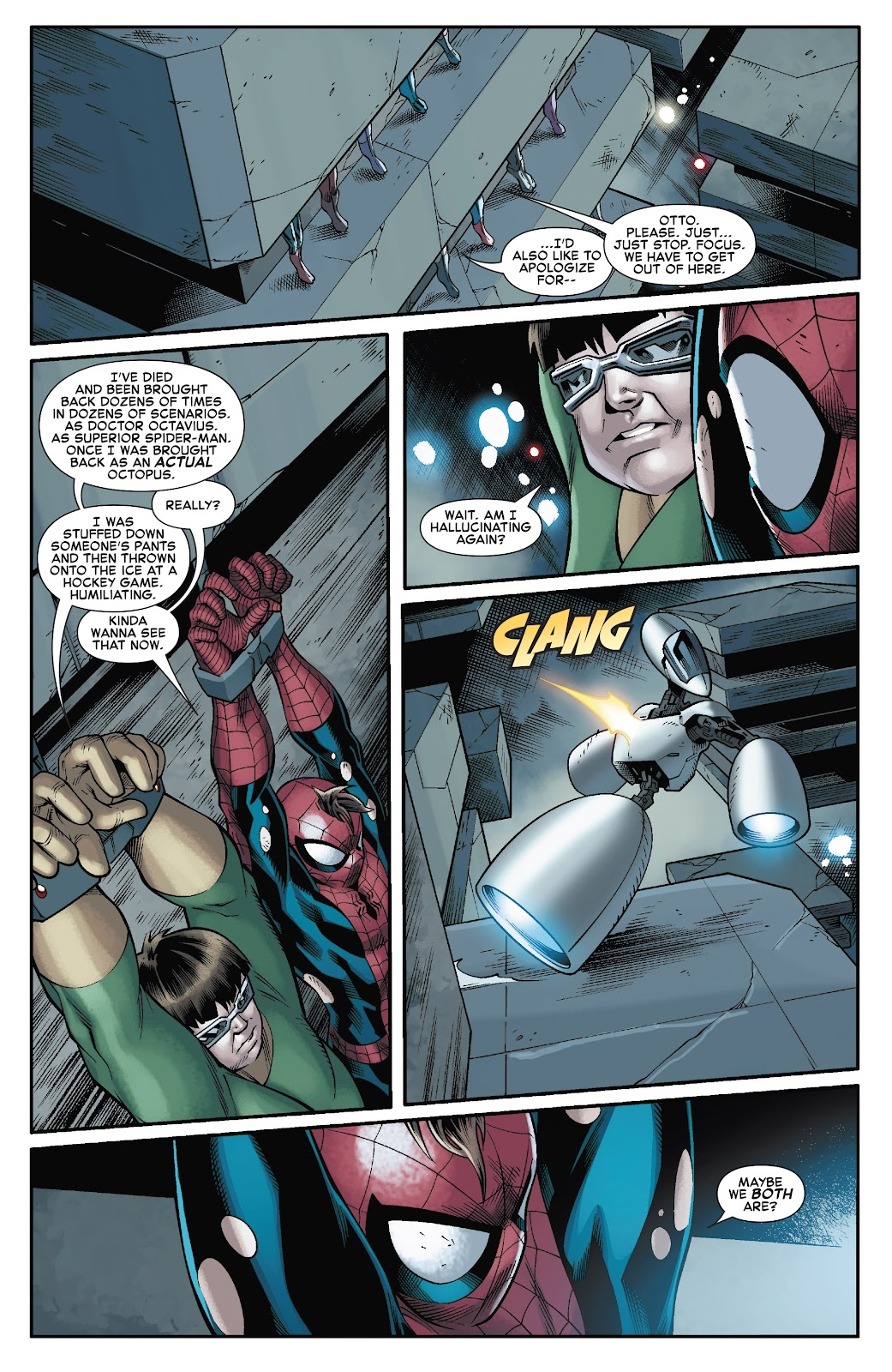 Read online Spider-Man/Deadpool comic -  Issue #48 - 14