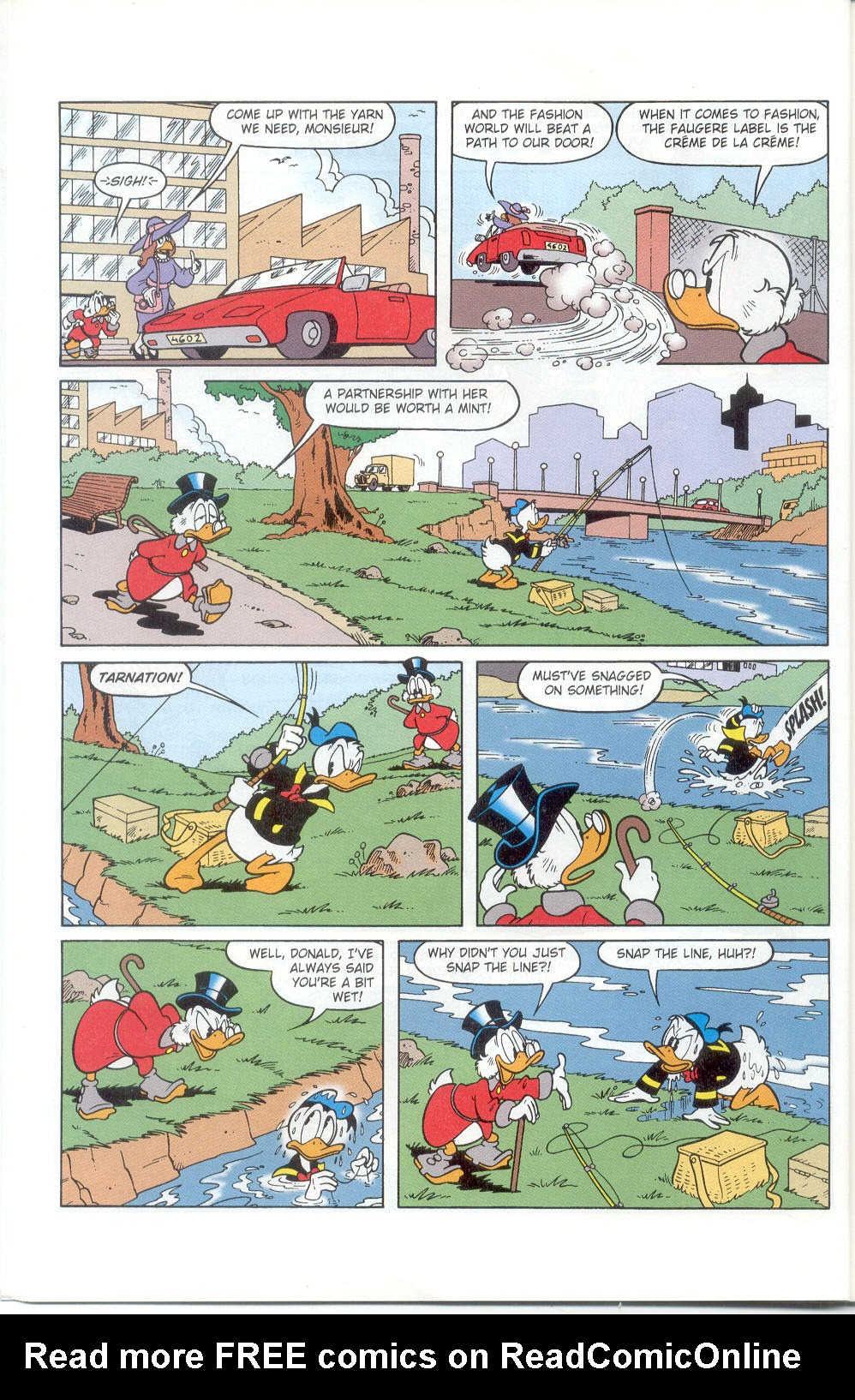 Read online Uncle Scrooge (1953) comic -  Issue #310 - 20