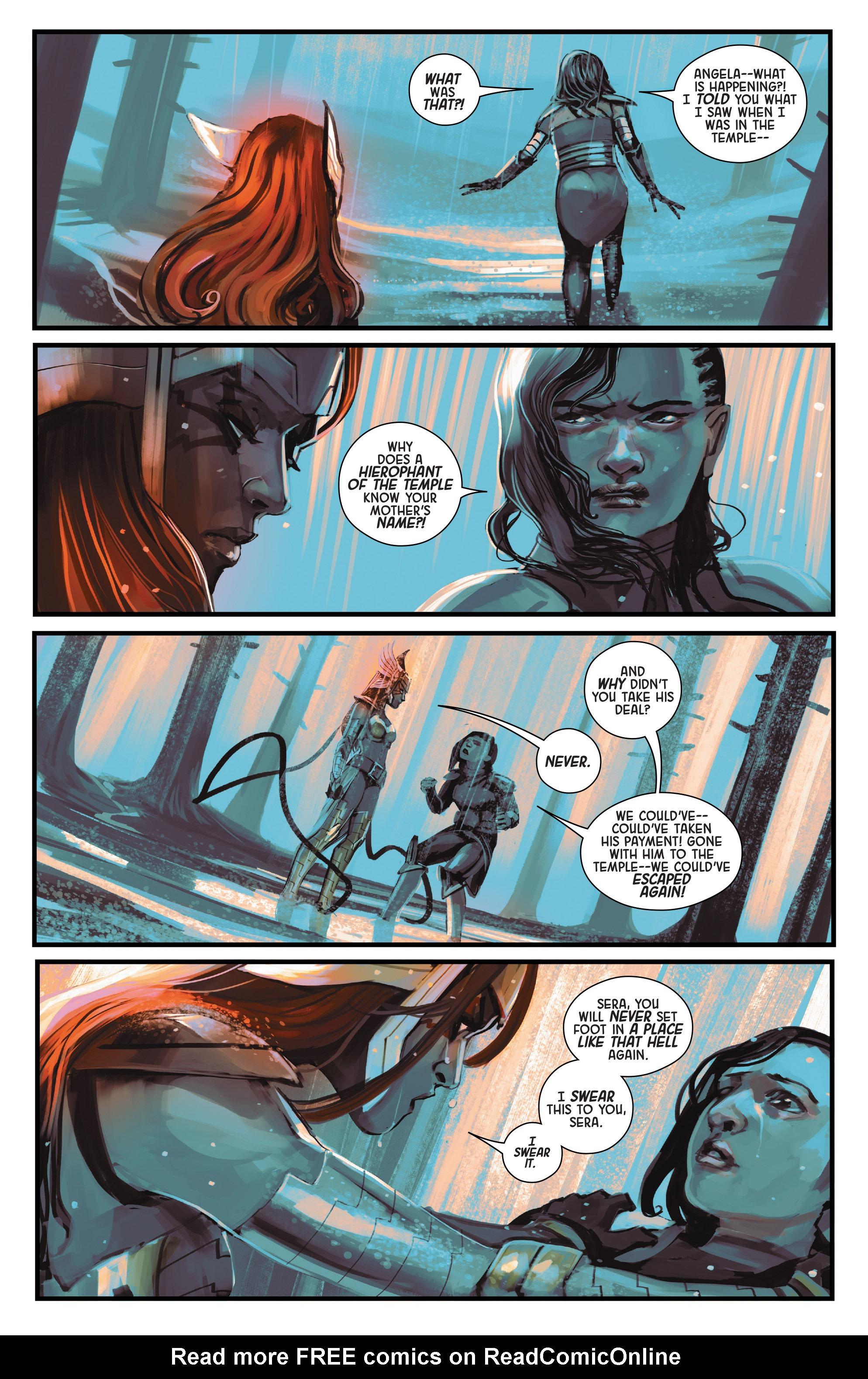 Read online Angela: Queen Of Hel comic -  Issue #1 - 14