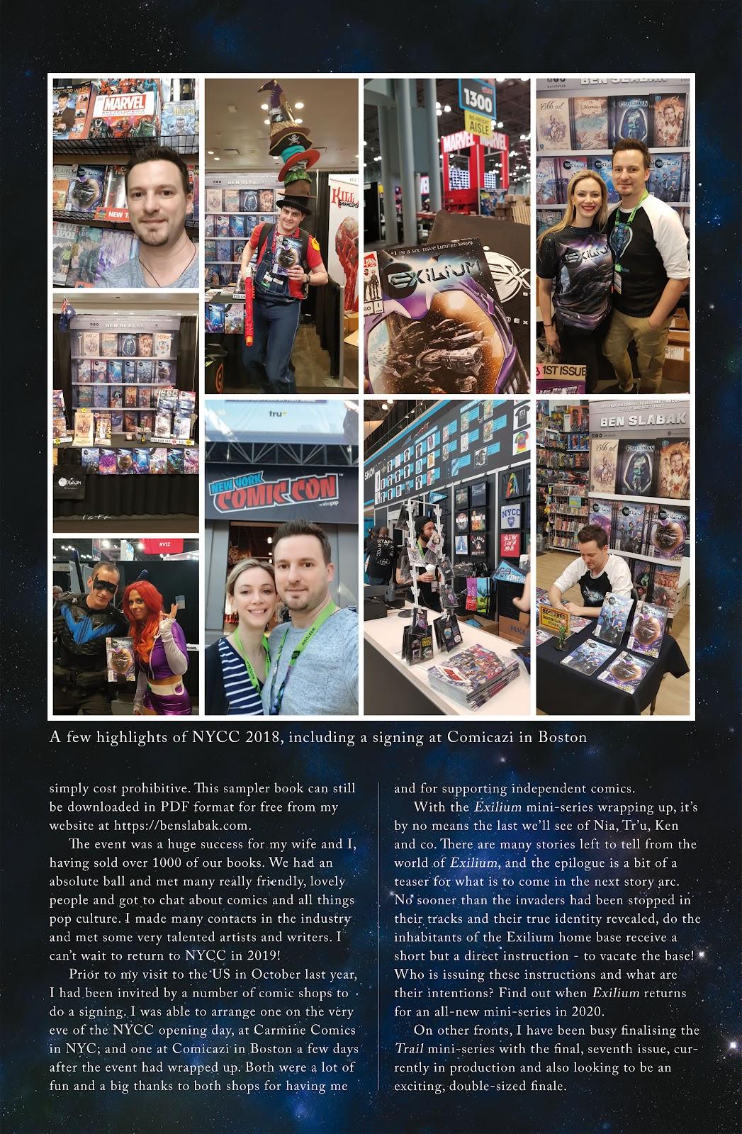 Exilium issue 6 - Page 52