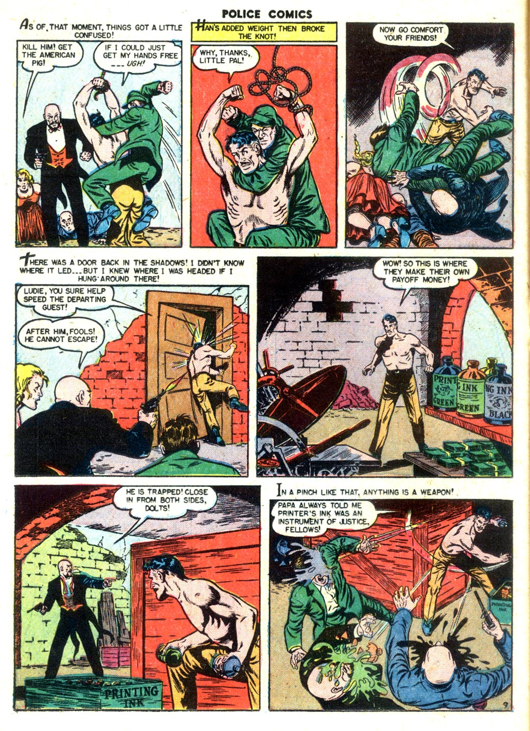 Police Comics issue 105 - Page 24