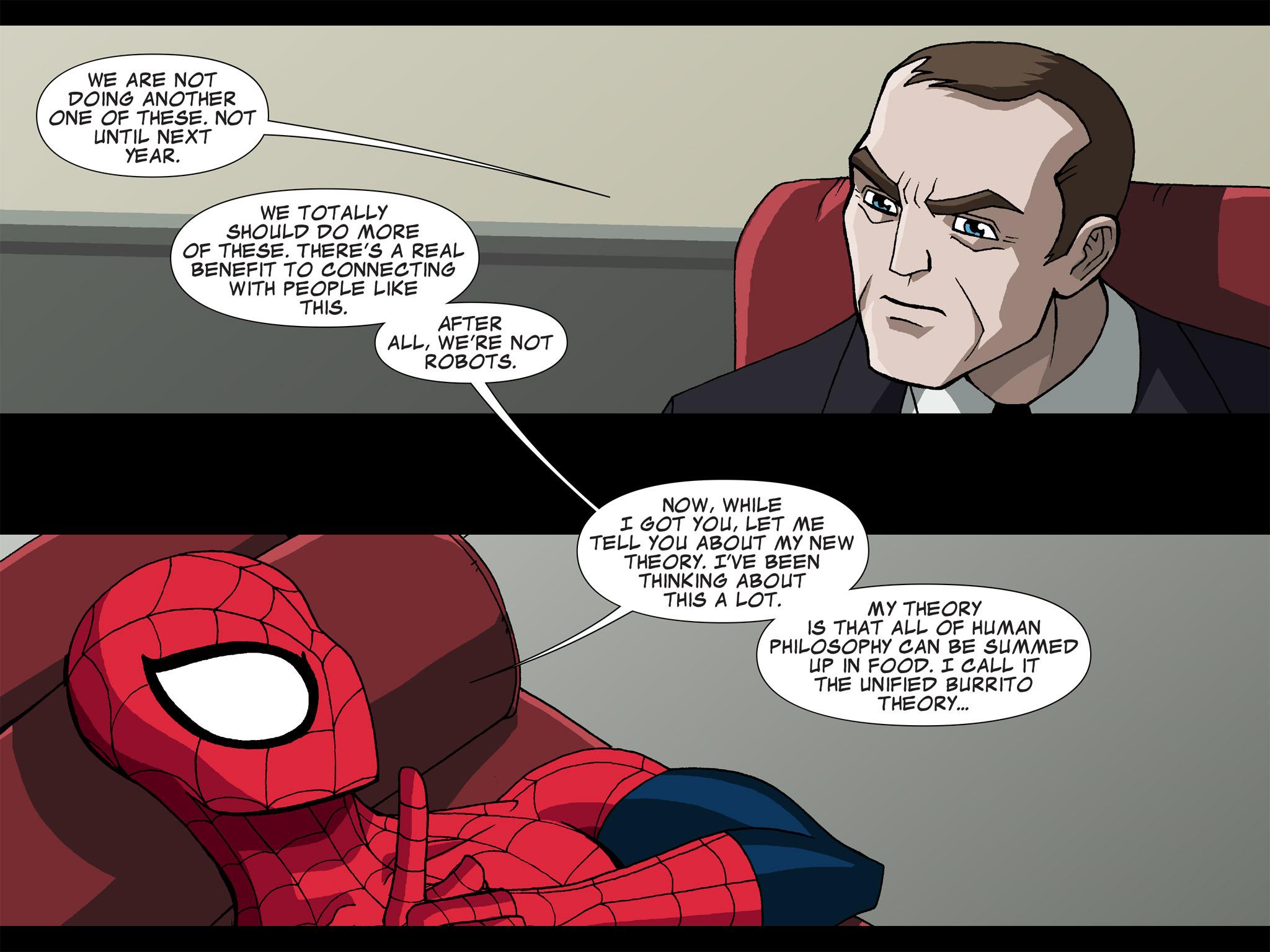 Read online Ultimate Spider-Man (Infinite Comics) (2015) comic -  Issue #6 - 44