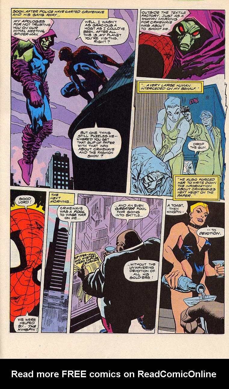 Read online Sleepwalker comic -  Issue #6 - 22