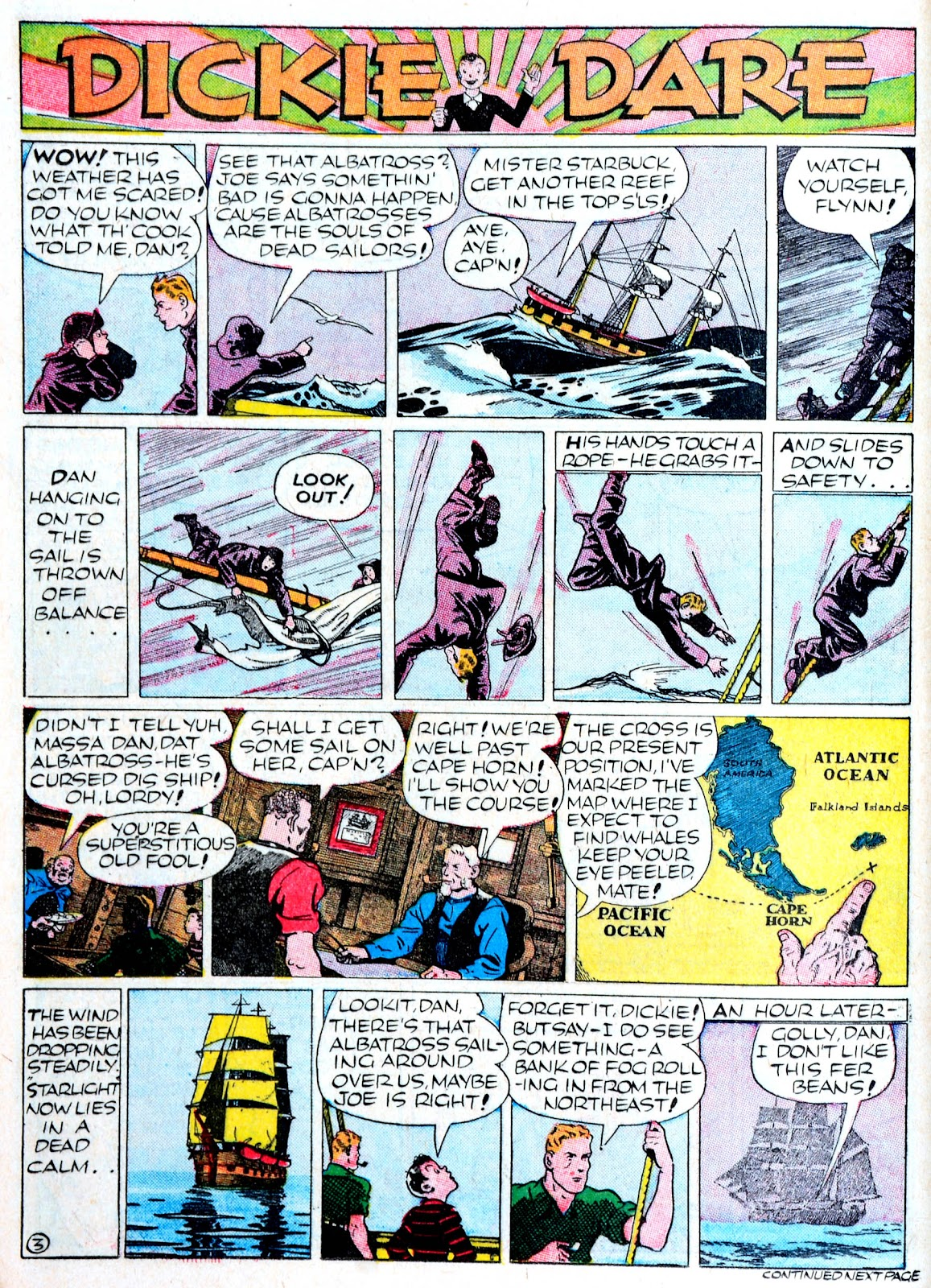 Read online Famous Funnies comic -  Issue #60 - 28
