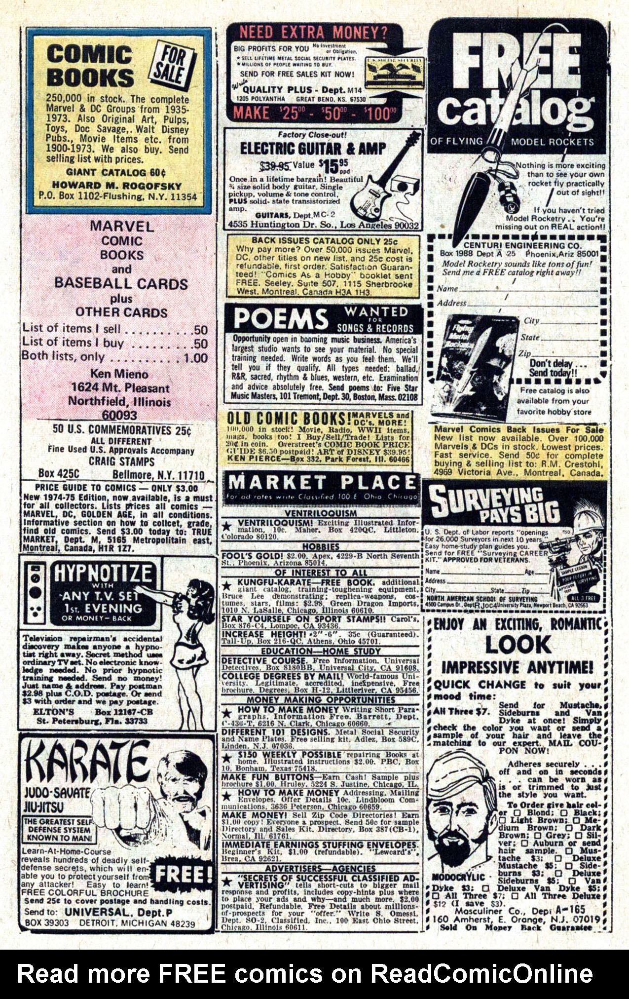Read online Amazing Adventures (1970) comic -  Issue #29 - 27