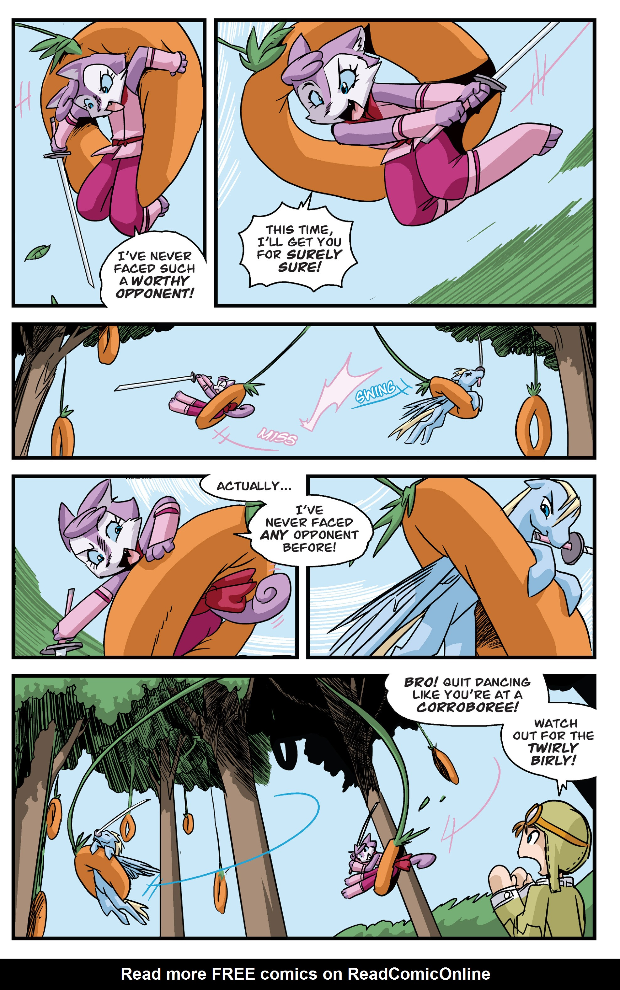 Read online Action Time Buddies comic -  Issue #Action Time Buddies Full - 24