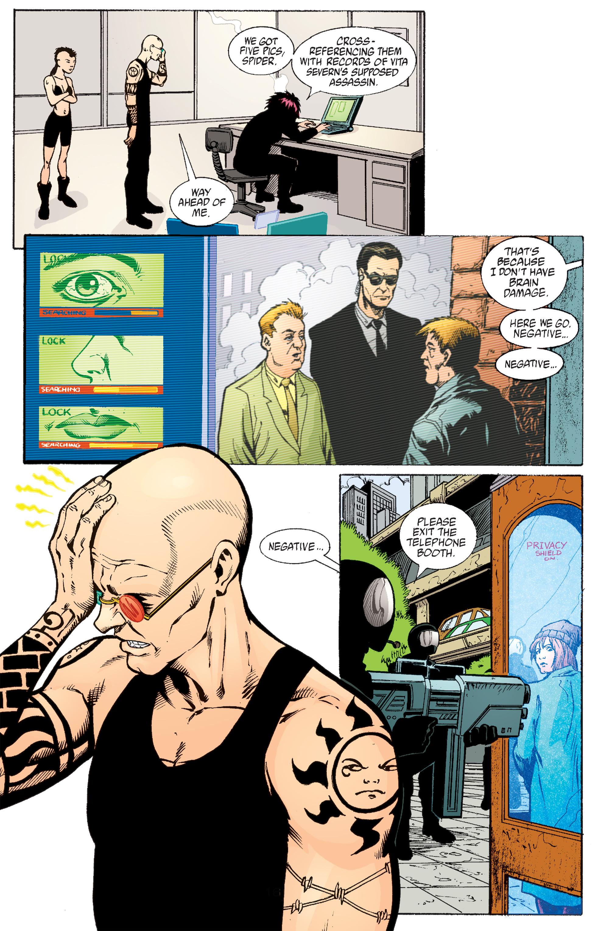 Read online Transmetropolitan comic -  Issue #57 - 17