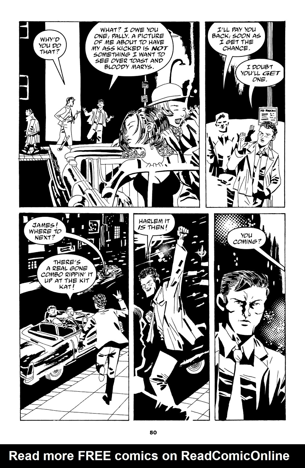 Read online Filthy Rich comic -  Issue # TPB (Part 1) - 52
