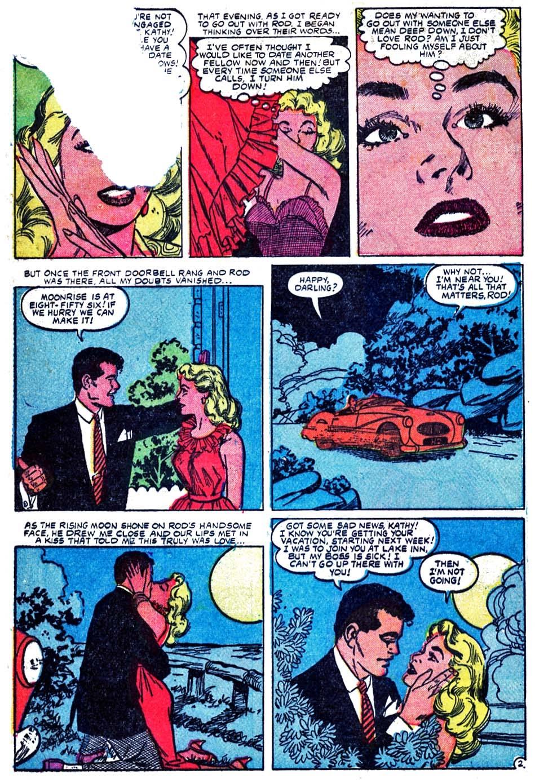 Love Romances (1949) issue 52 - Page 4