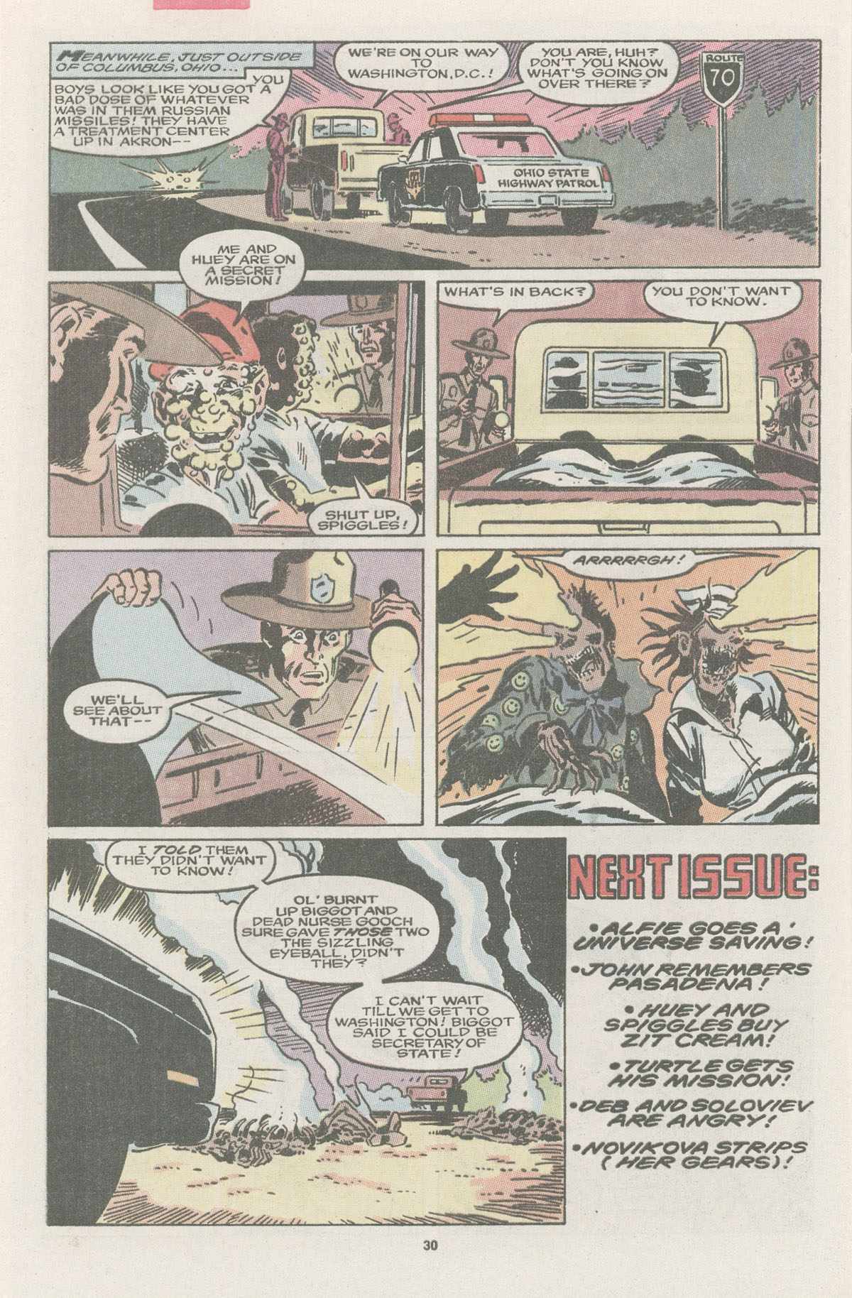 Read online Nth Man the Ultimate Ninja comic -  Issue #12 - 32
