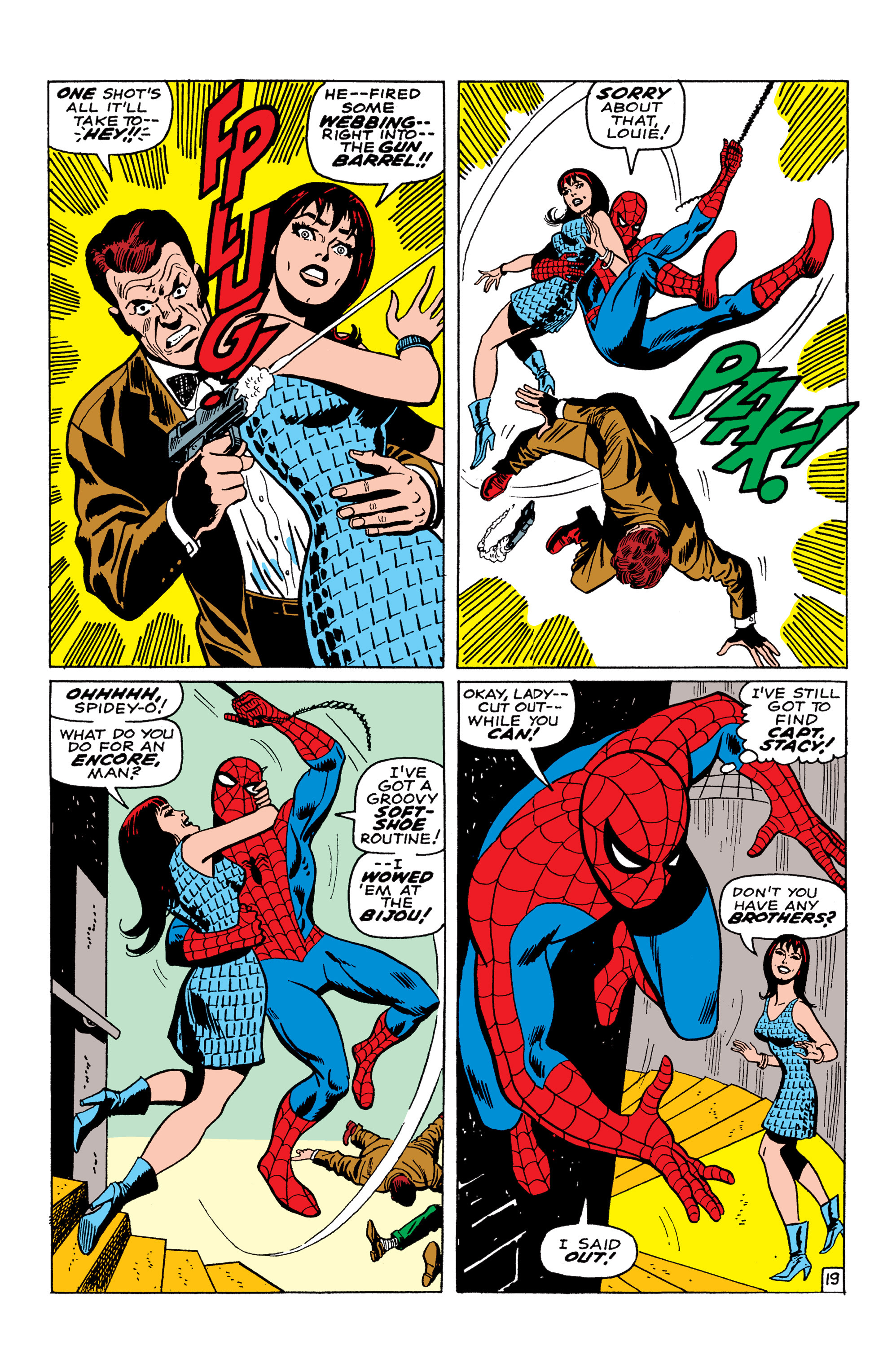 The Amazing Spider-Man (1963) 59 Page 19