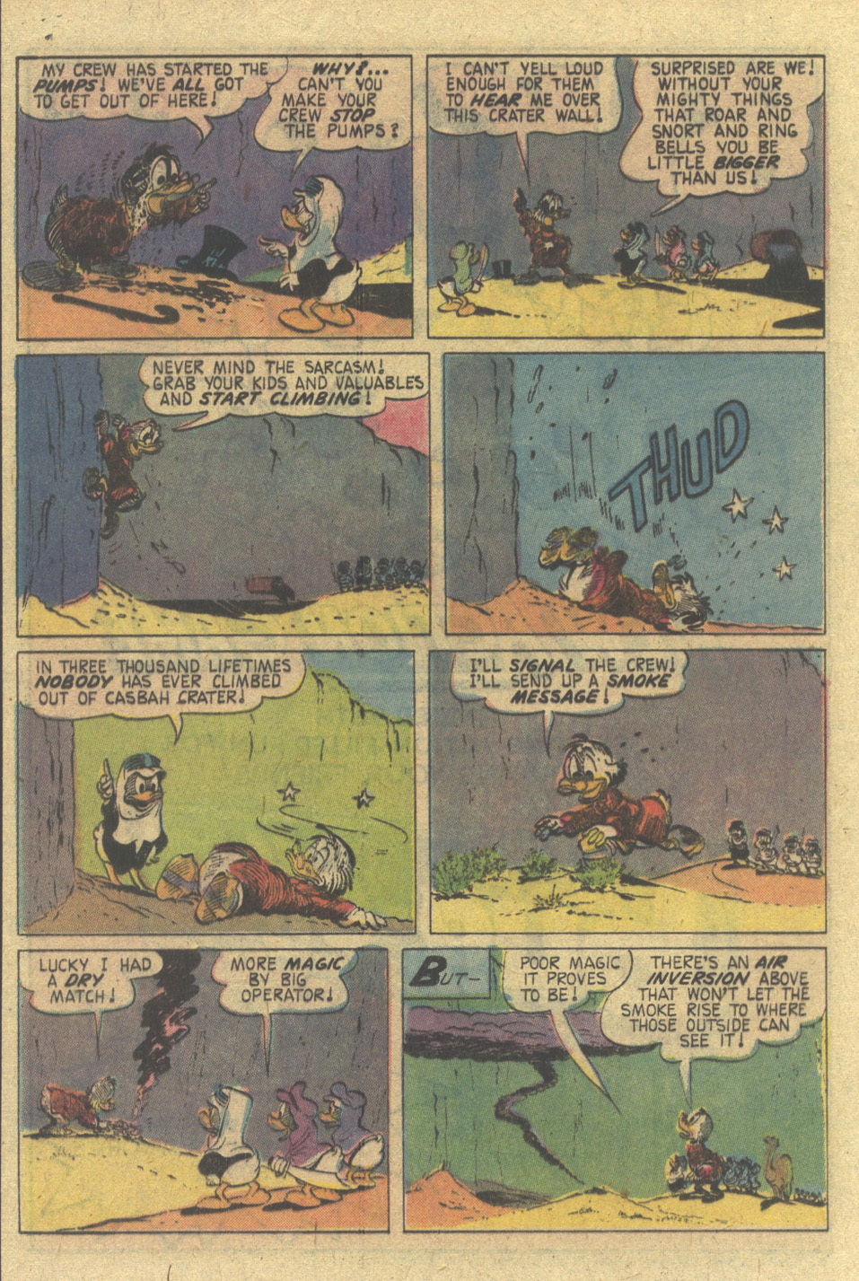 Read online Uncle Scrooge (1953) comic -  Issue #146 - 20