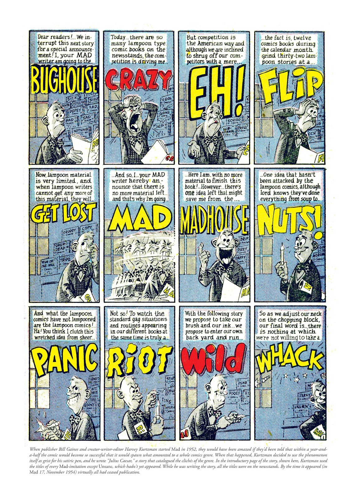 Read online Sincerest Form of Parody: The Best 1950s MAD-Inspired Satirical Comics comic -  Issue # TPB (Part 1) - 3