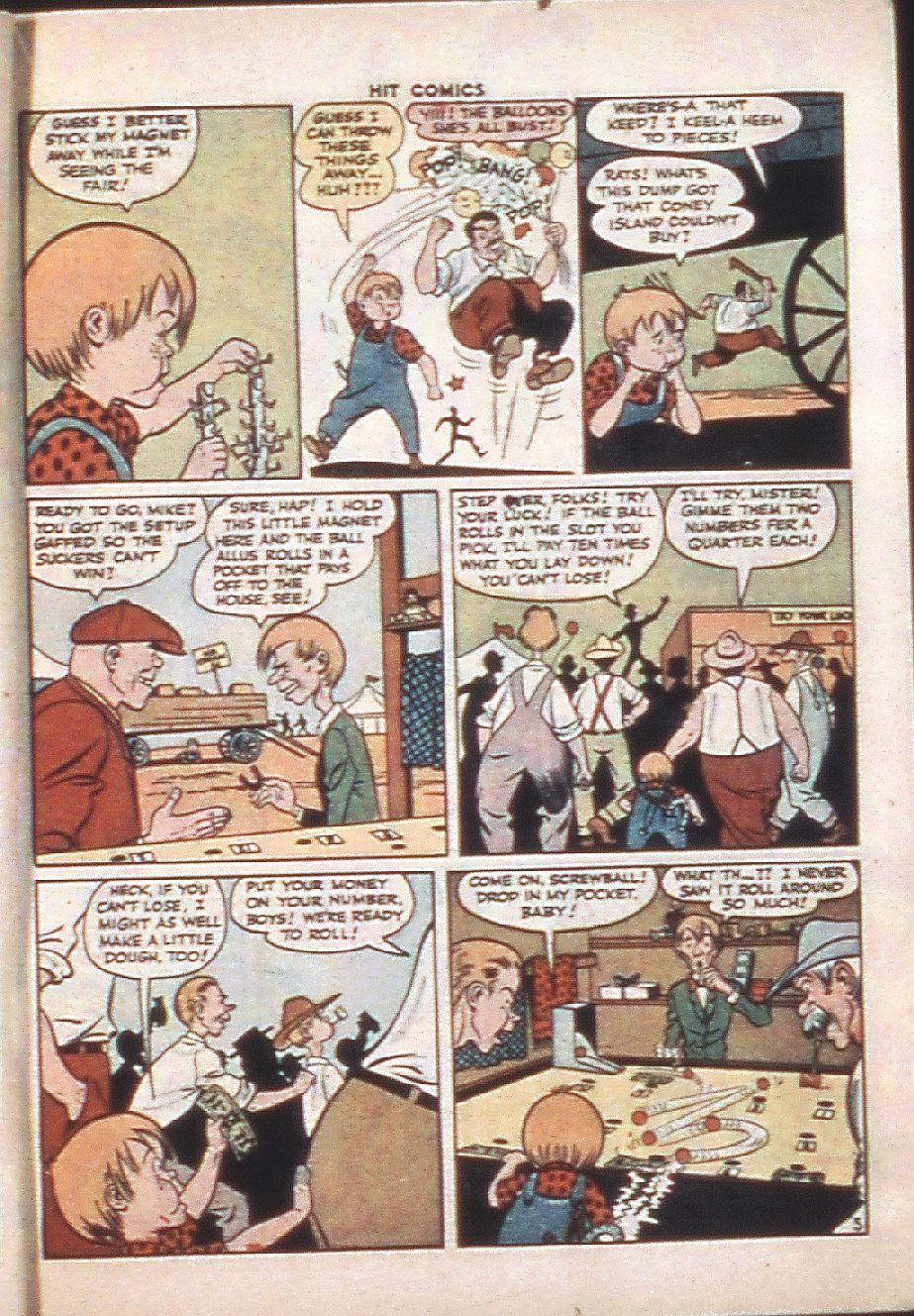 Read online Hit Comics comic -  Issue #37 - 35