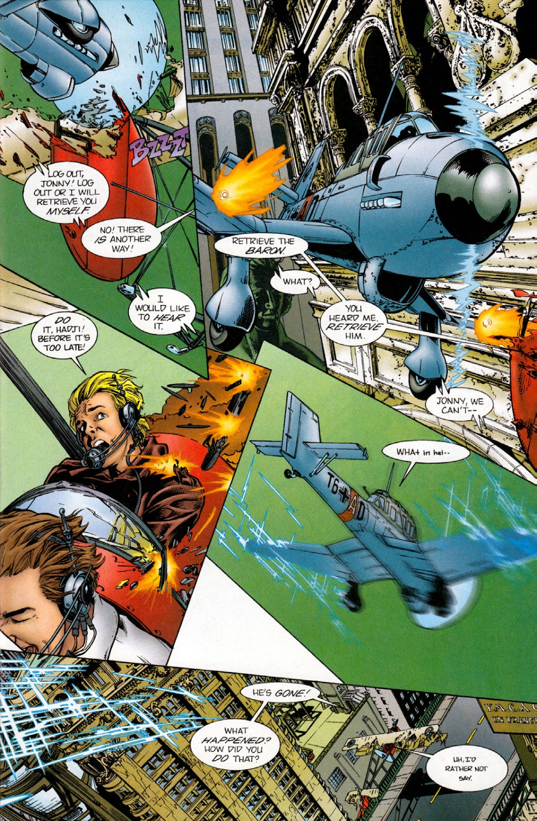 Read online The Real Adventures of Jonny Quest comic -  Issue #9 - 7