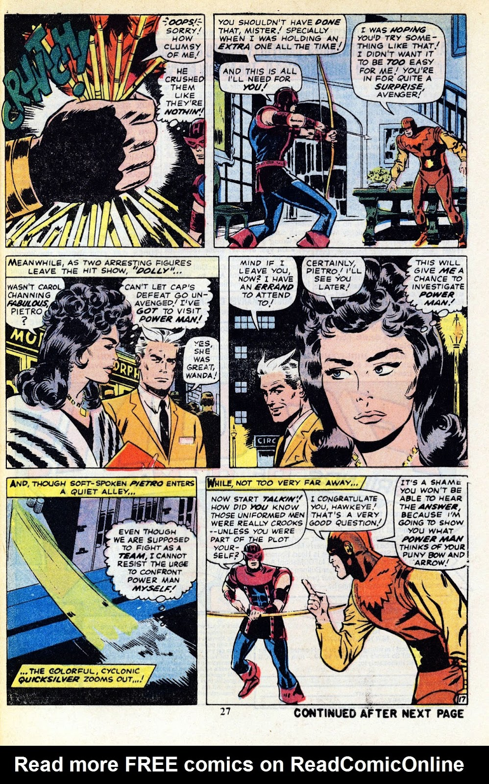 Marvel Triple Action (1972) issue 15 - Page 29