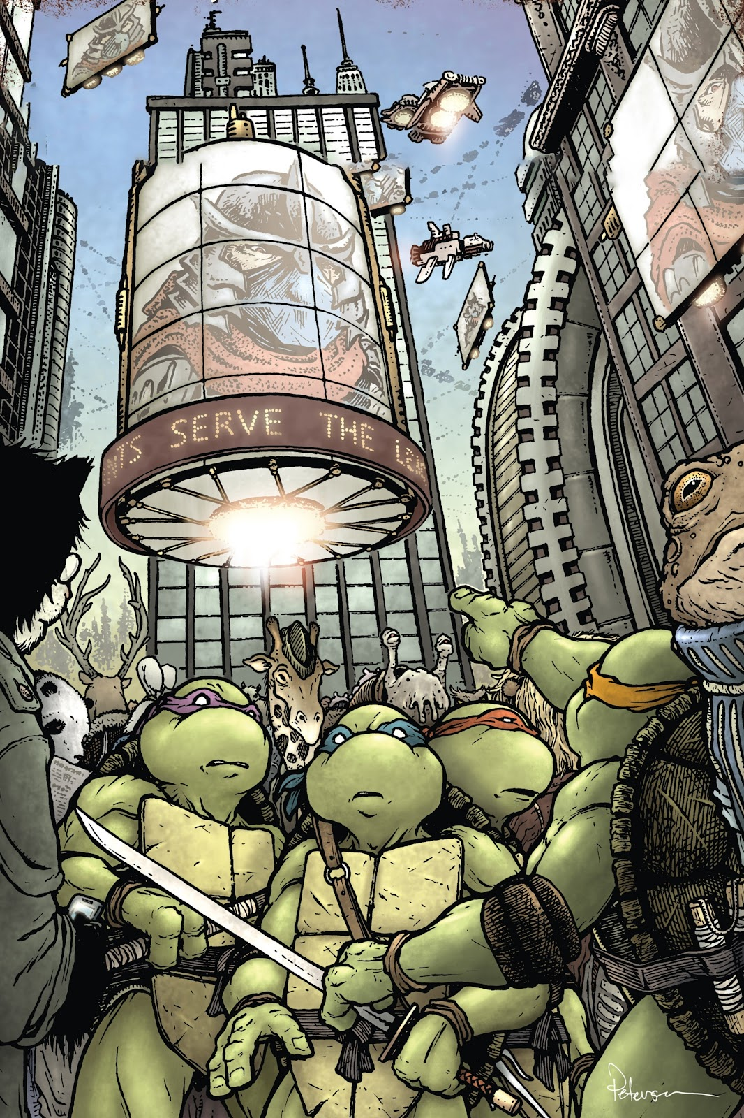 Read online Teenage Mutant Ninja Turtles: The IDW Collection comic -  Issue # TPB 5 (Part 4) - 60