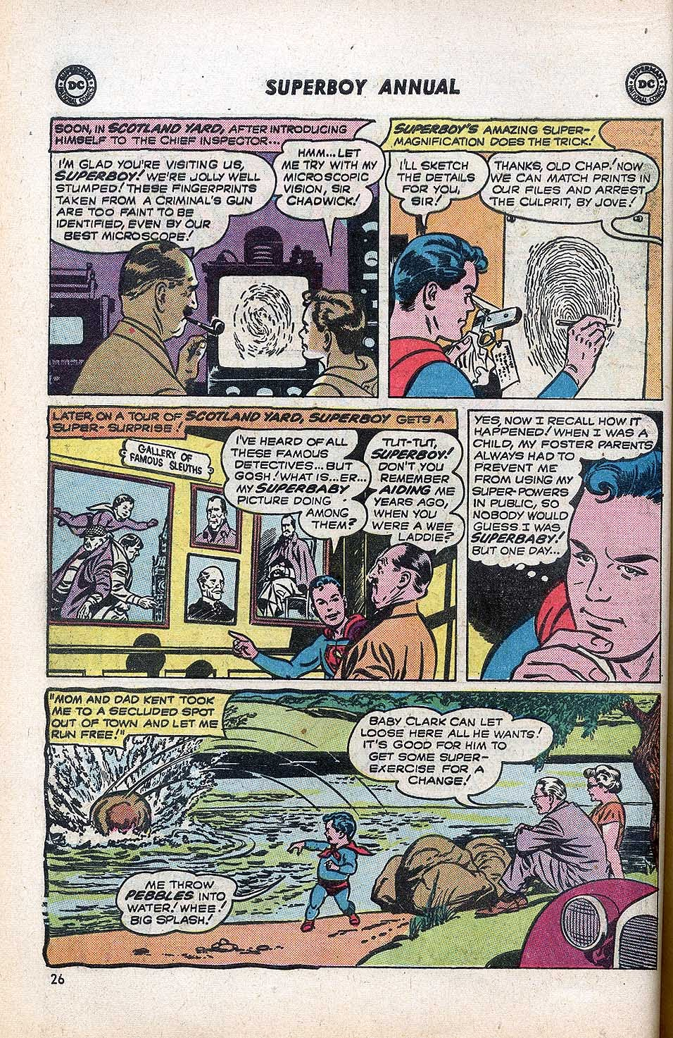 Superboy (1949) issue Annual 1 - Page 28