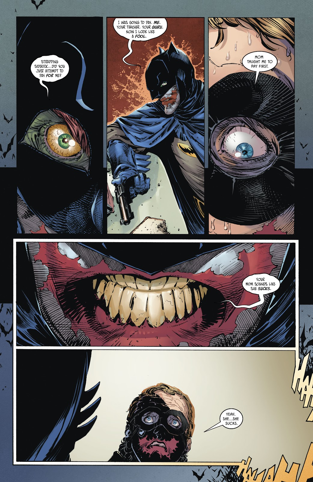 Joker: Year of the Villain issue Full - Page 22
