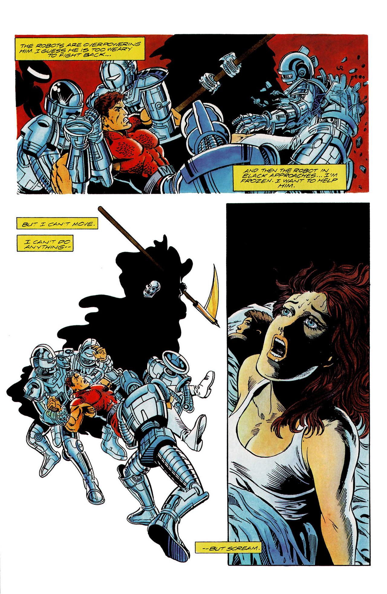 Read online Harbinger (1992) comic -  Issue #14 - 15